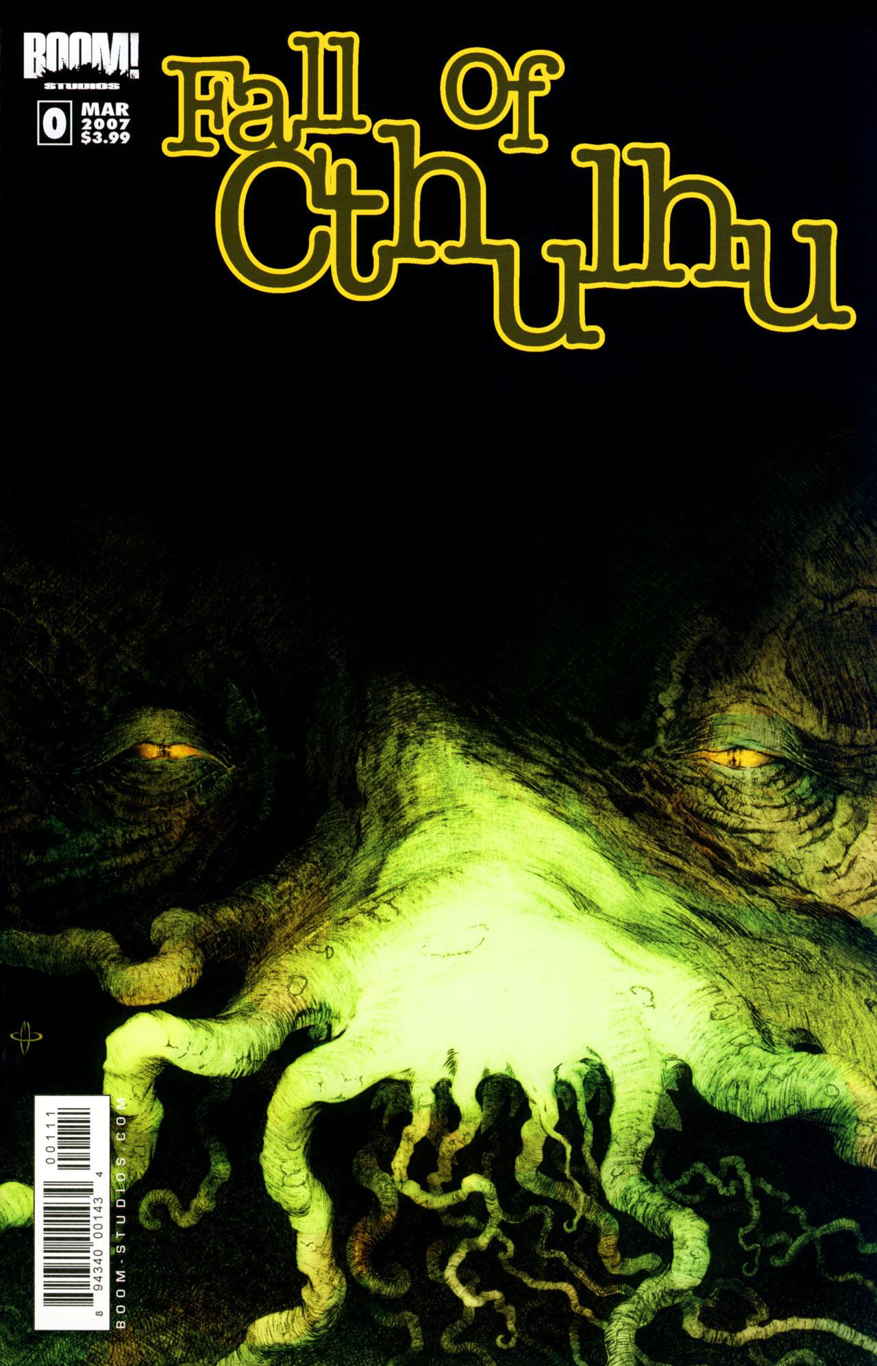 Fall of Cthulhu 0 Page 1