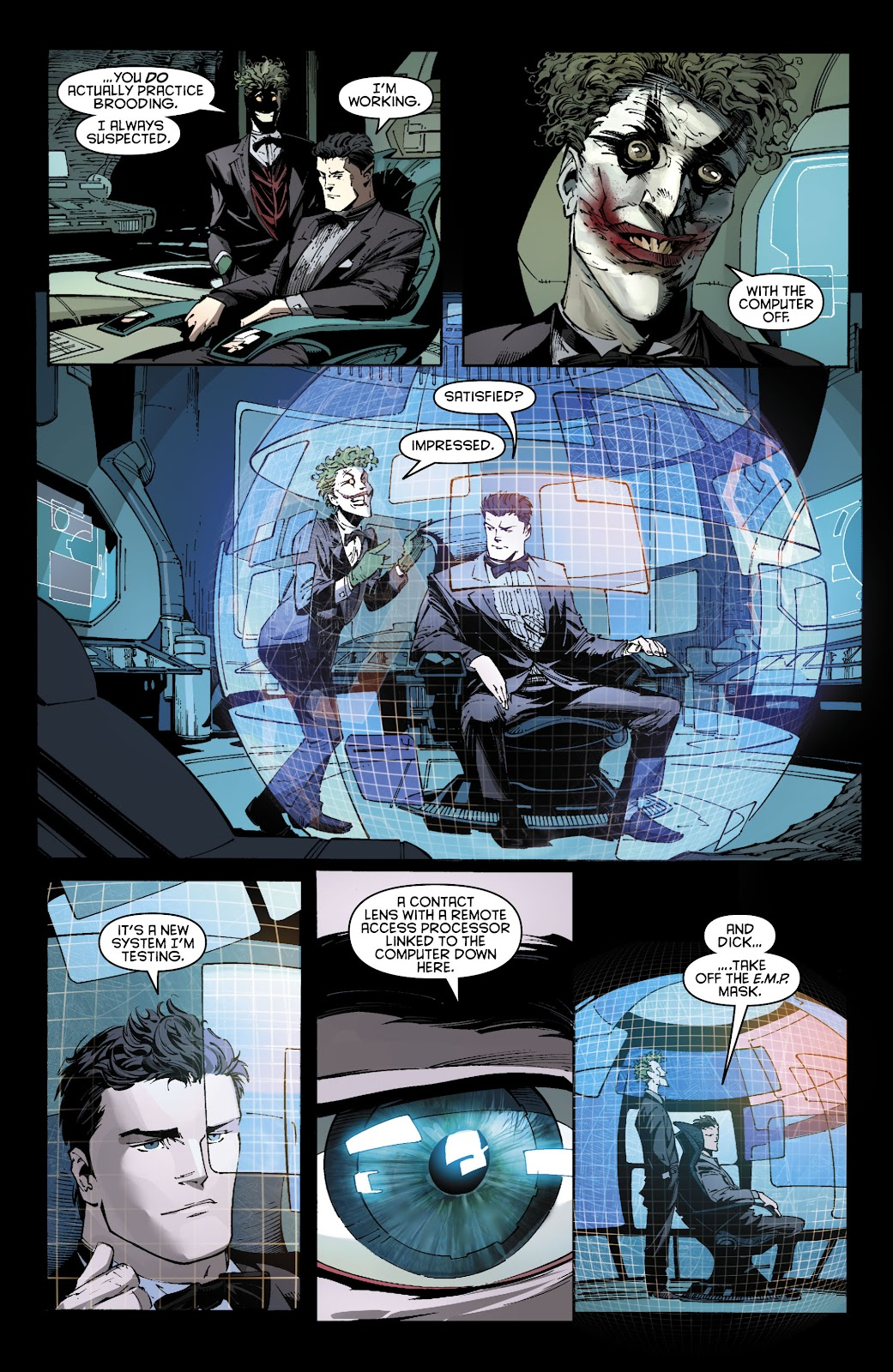 Batman (2011) _TPB 1 #1 - English 16