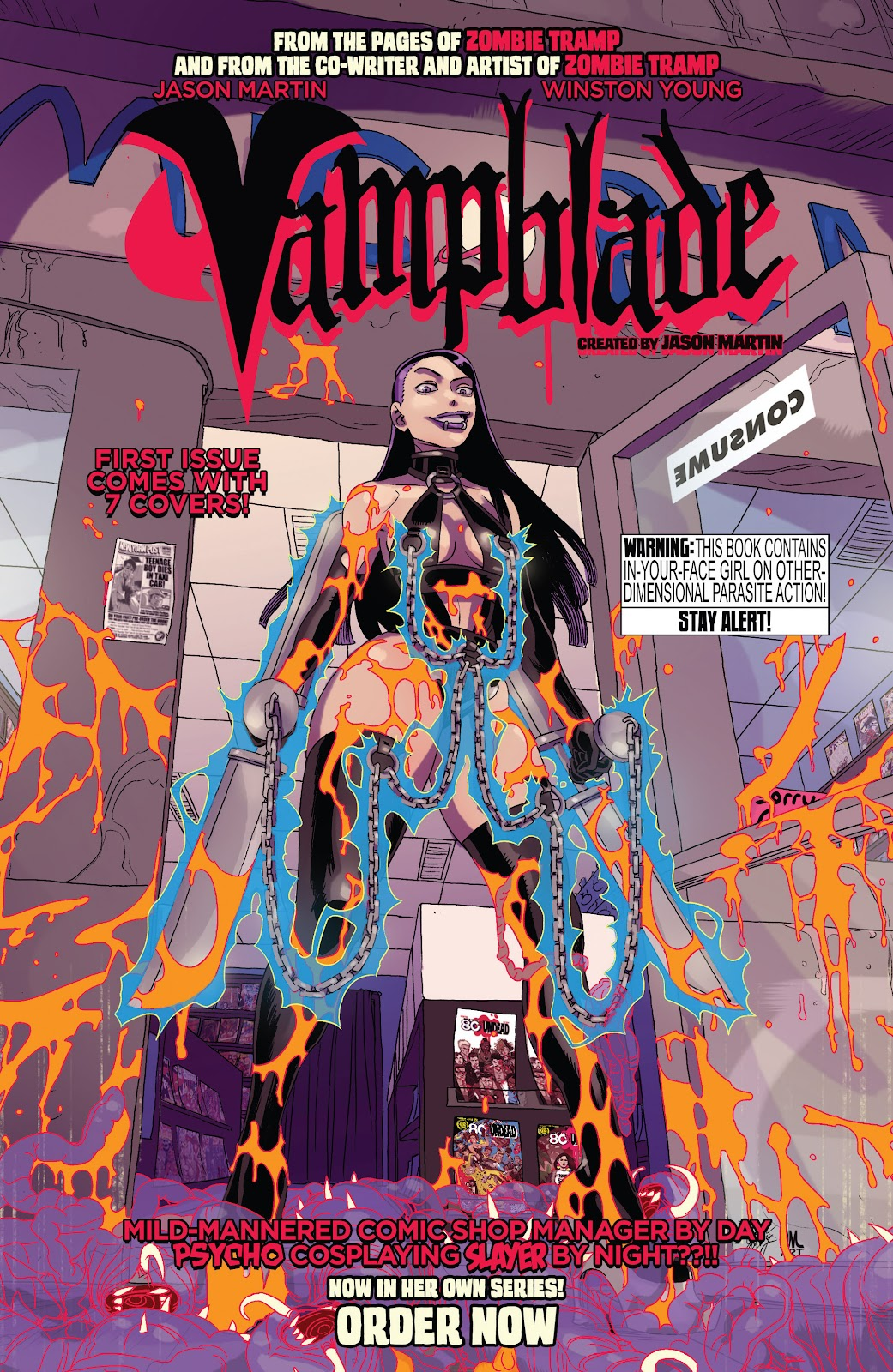 Zombie Tramp: VD Special Full Page 25
