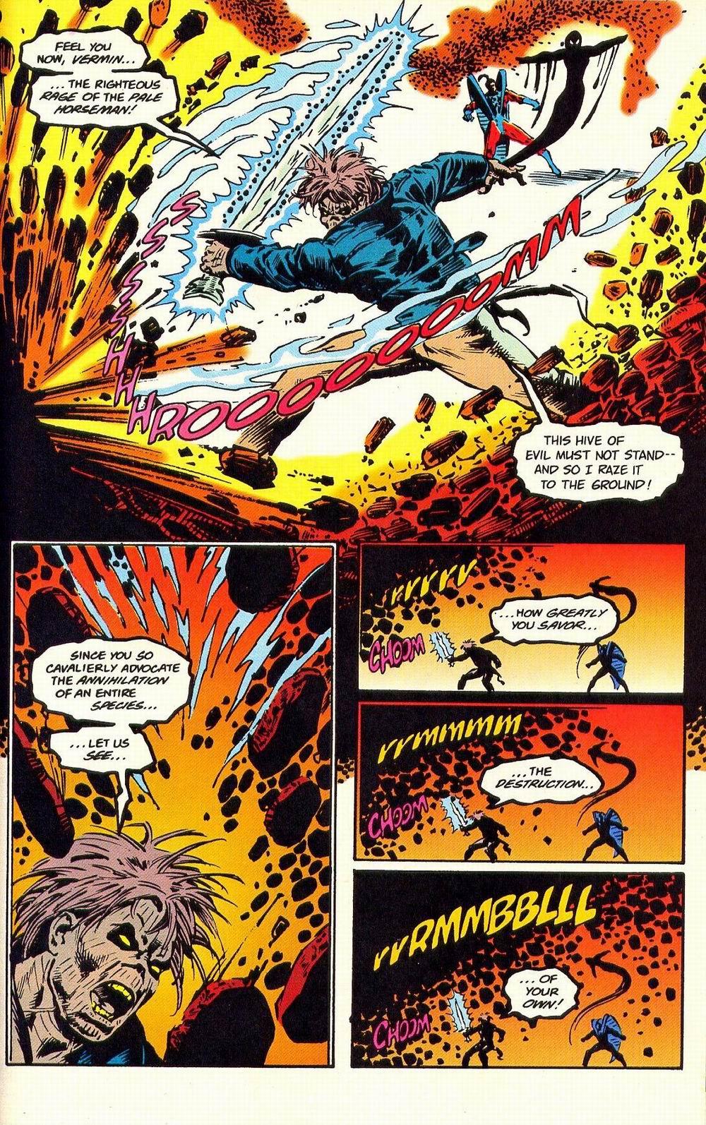 Read online Secret Defenders comic -  Issue #19 - 16