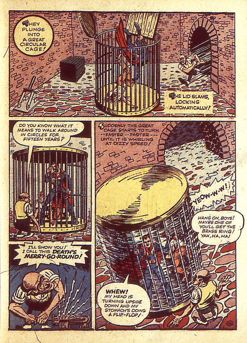 Sub-Mariner Comics Issue #4 #4 - English 62
