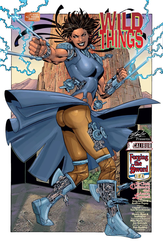 Excalibur (2004) Issue #3 #3 - English 3