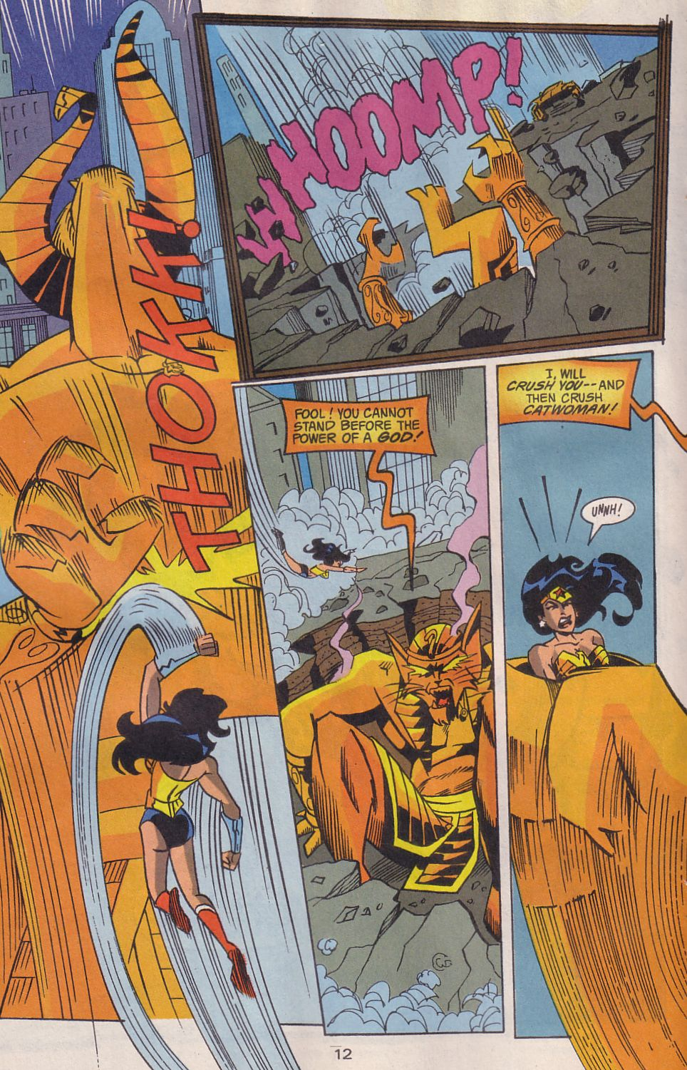Read online Adventures in the DC Universe comic -  Issue #19 - 13