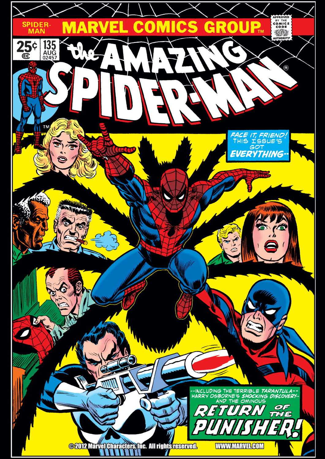 The Amazing Spider-Man (1963) 135 Page 1