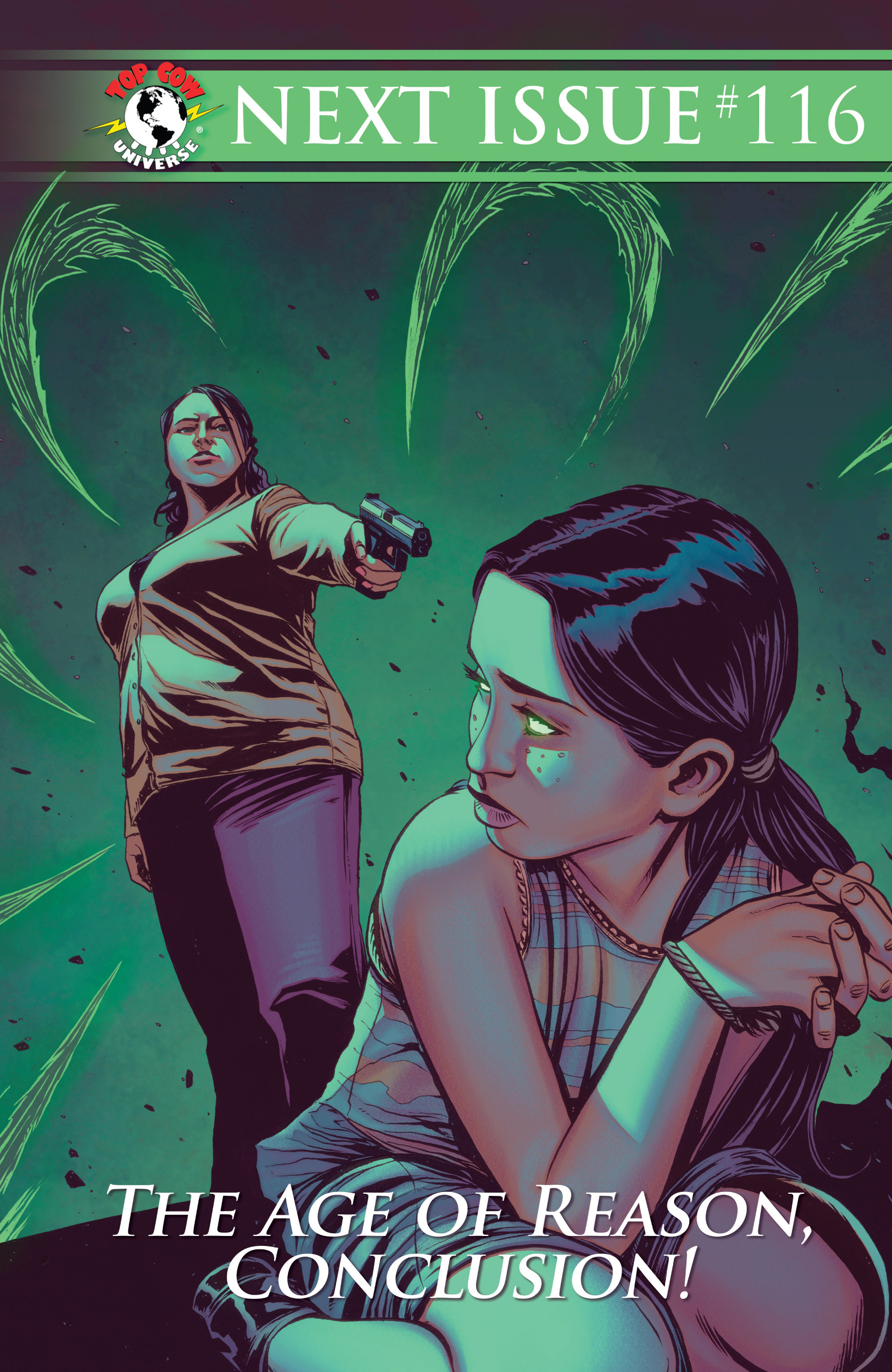 Read online The Darkness (2007) comic -  Issue #115 - 24