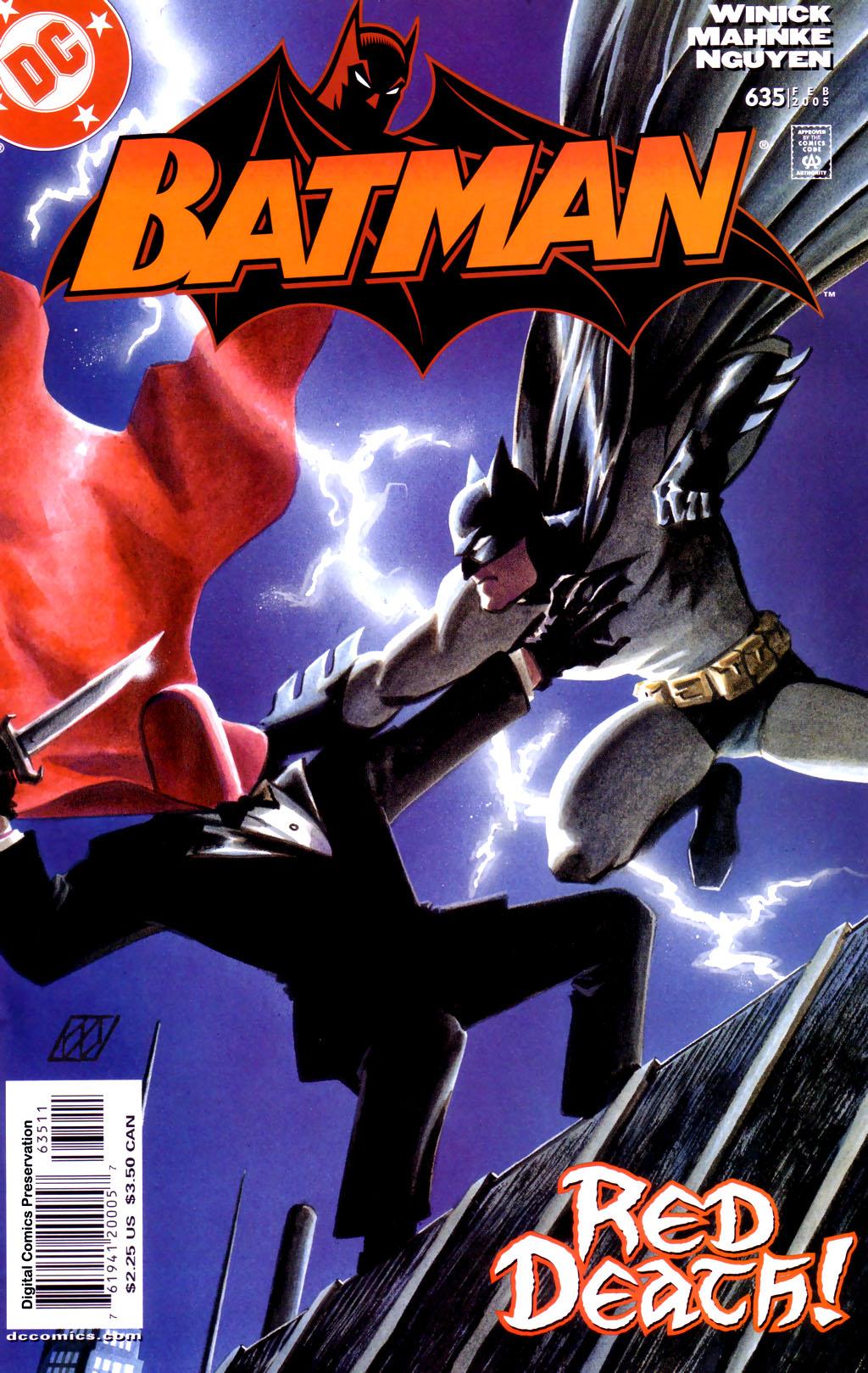 Batman: Under The Hood 1 Page 1