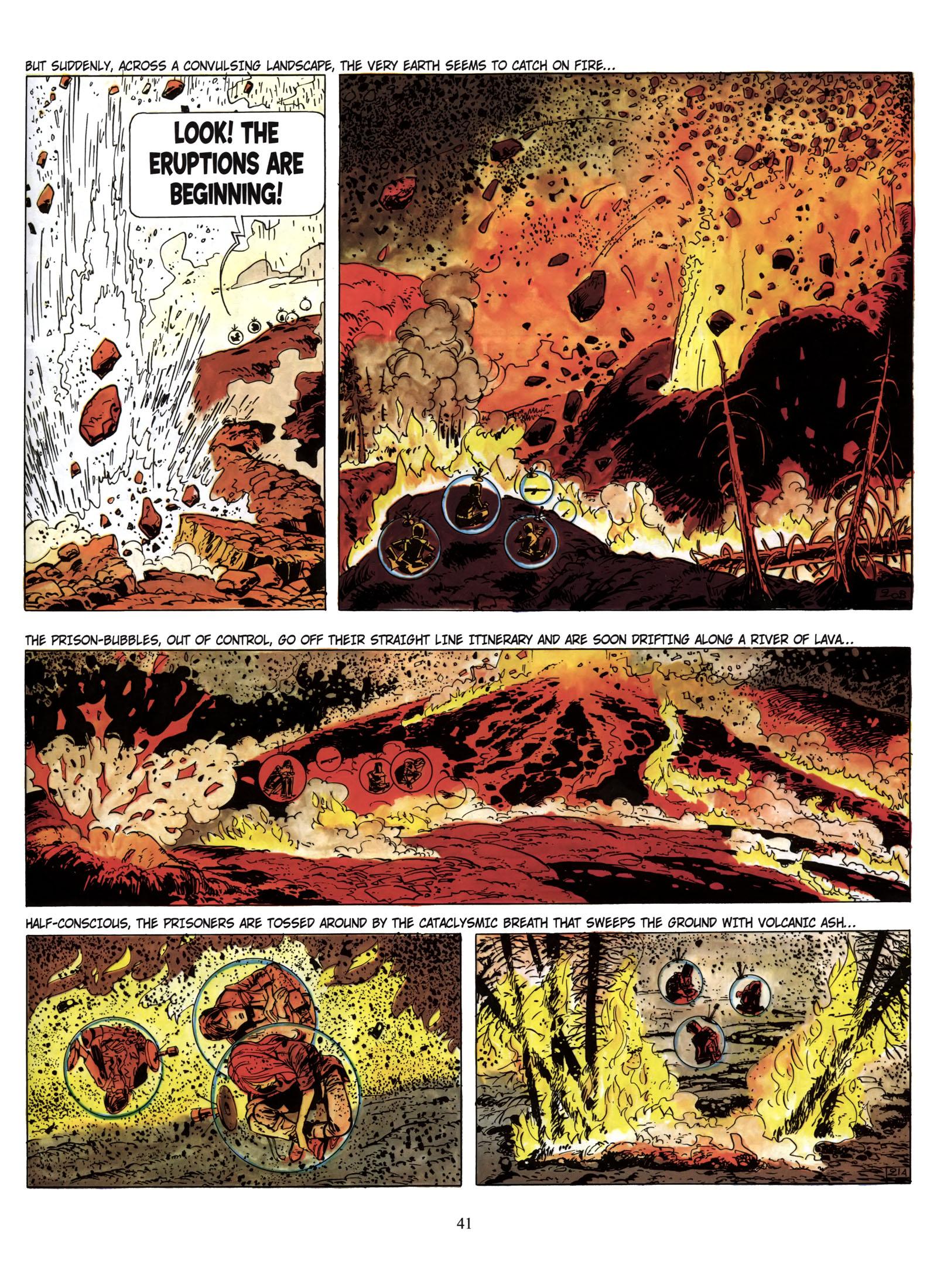 Valerian and Laureline #1 #23 - English 47
