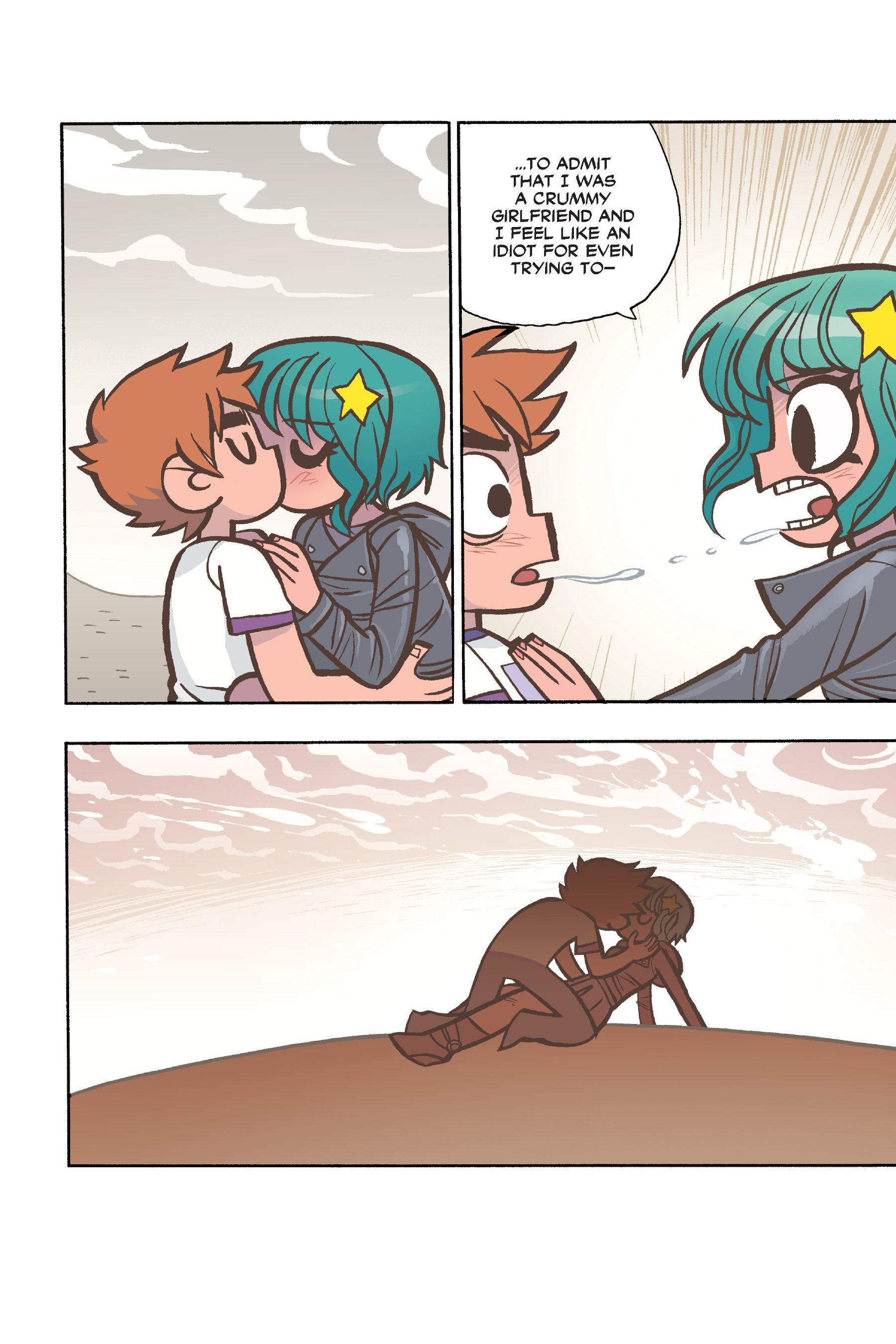 Read online Scott Pilgrim comic -  Issue #6 - 139