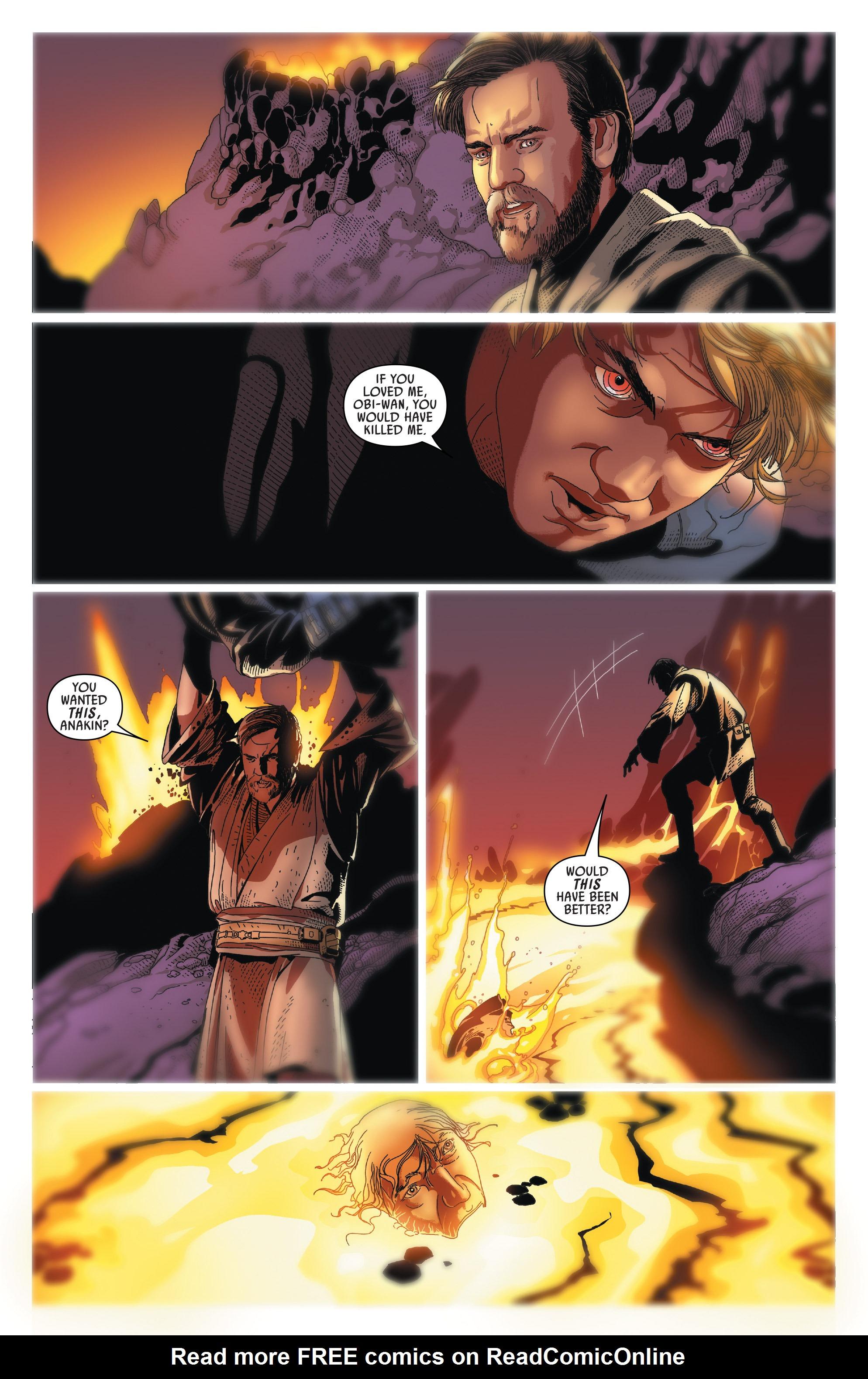 Read online Darth Vader comic -  Issue #24 - 7