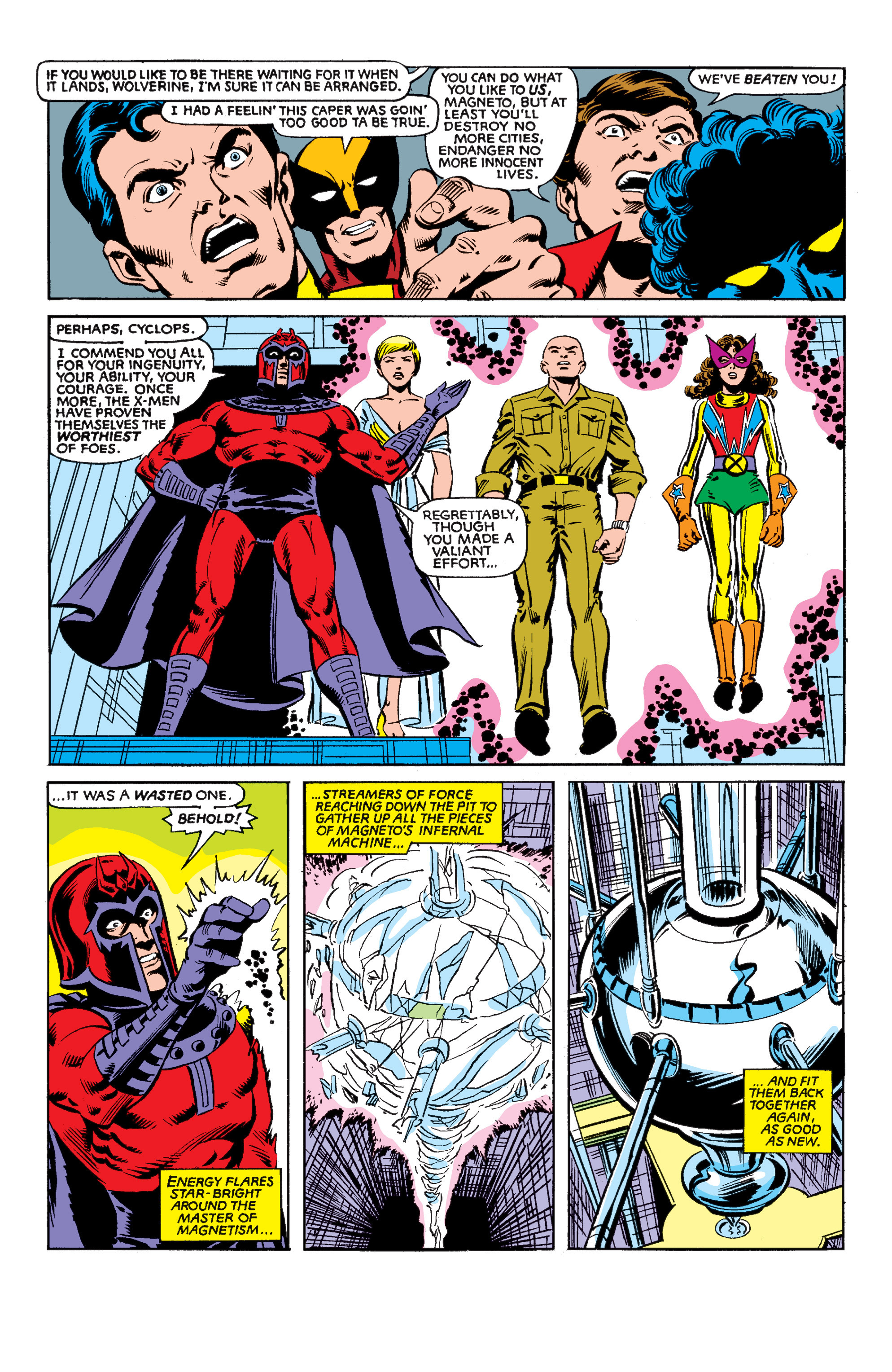 Uncanny X-Men (1963) 150 Page 26