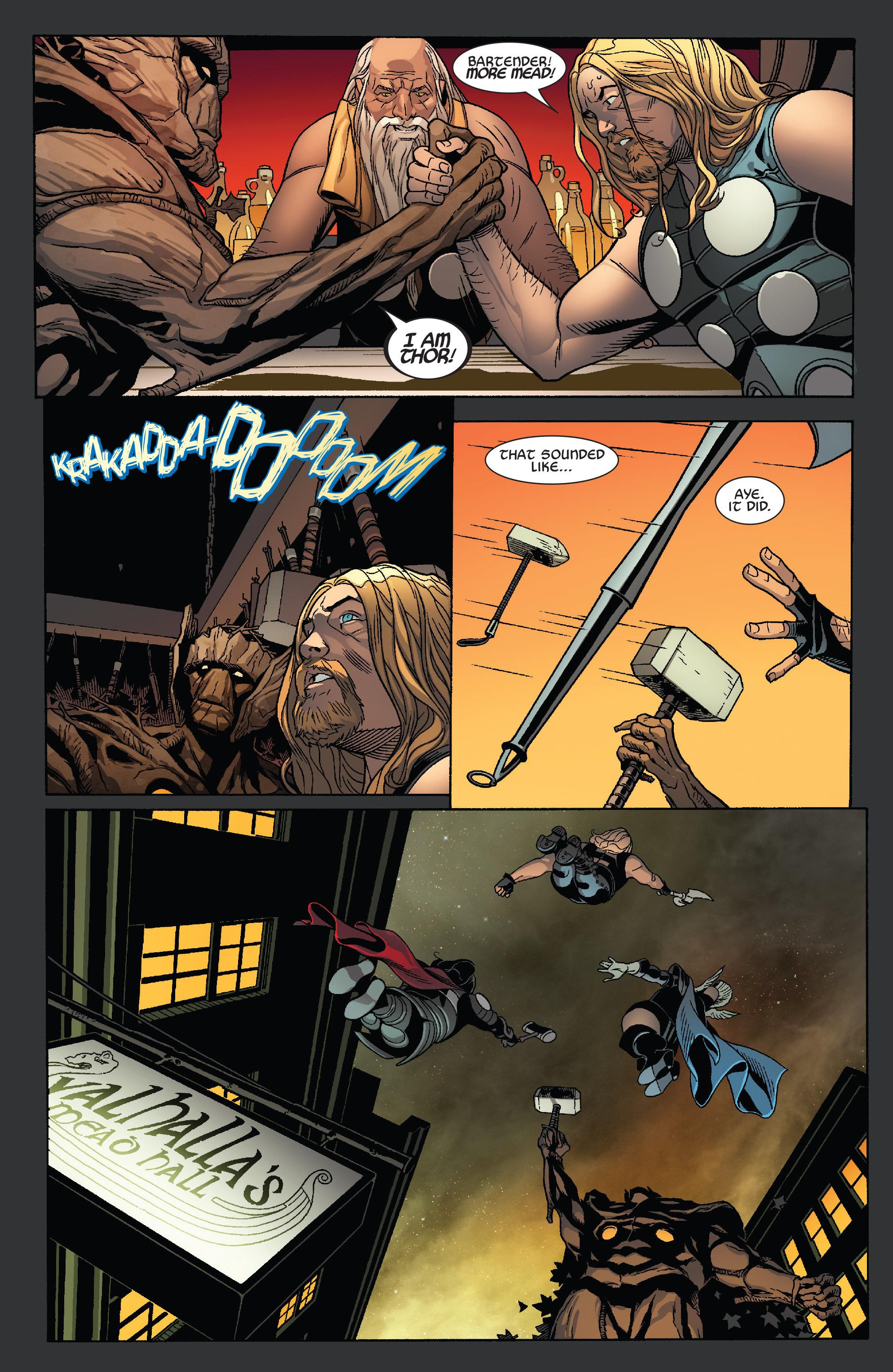 Thors #1 #4 - English 19