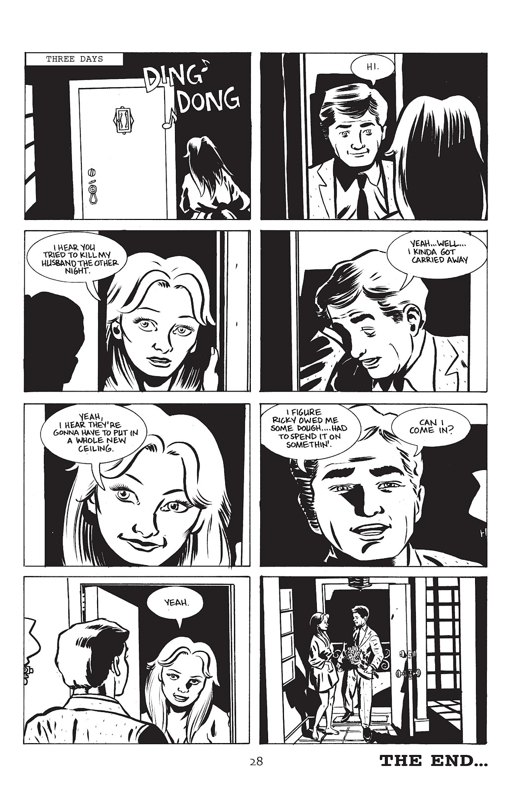Stray Bullets Issue #17 #17 - English 30