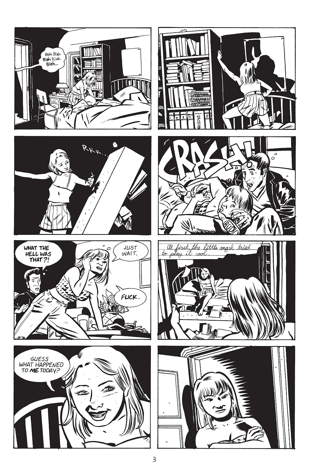 Stray Bullets Issue #15 #15 - English 5