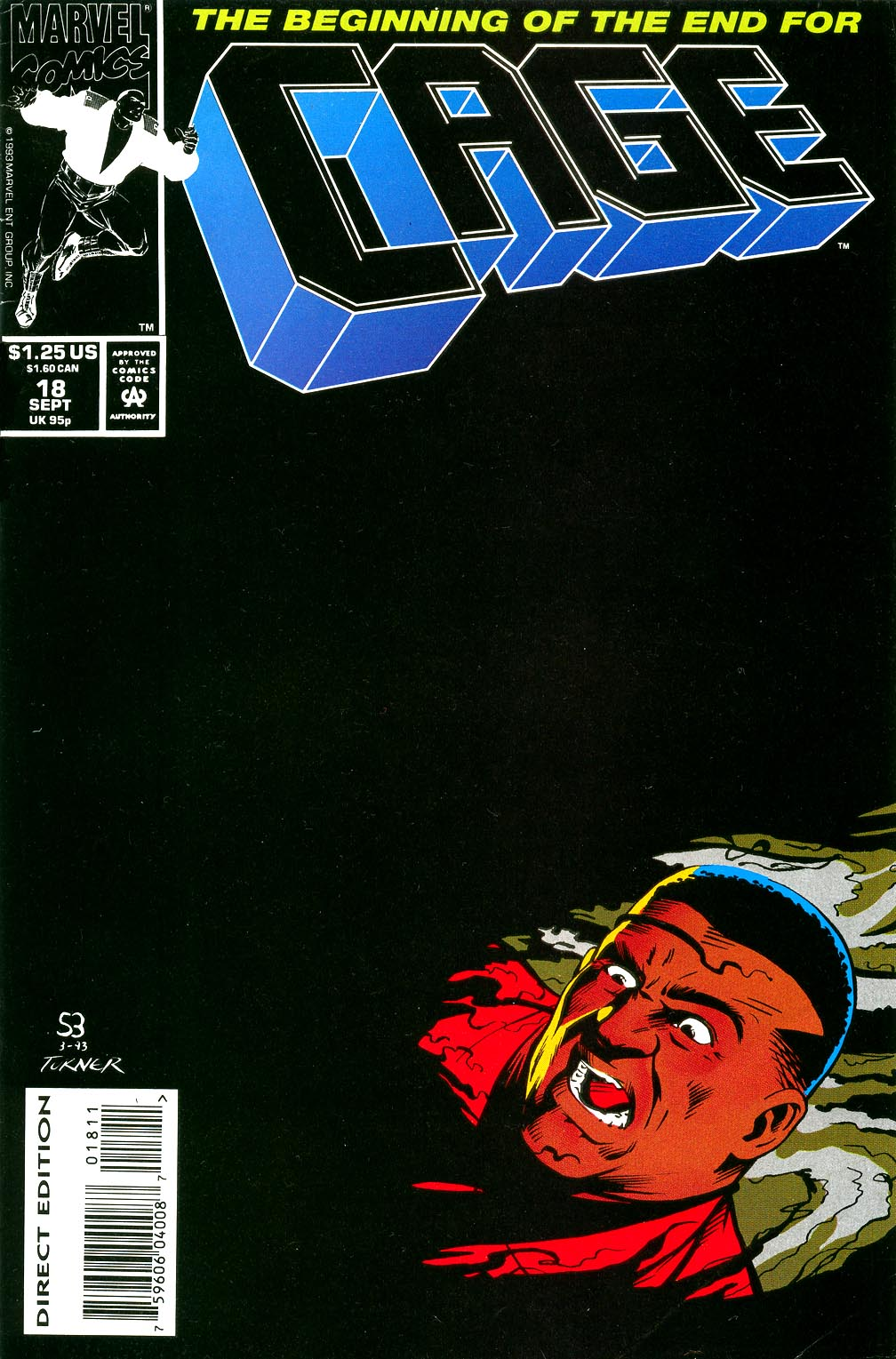Cage (1992) 18 Page 1