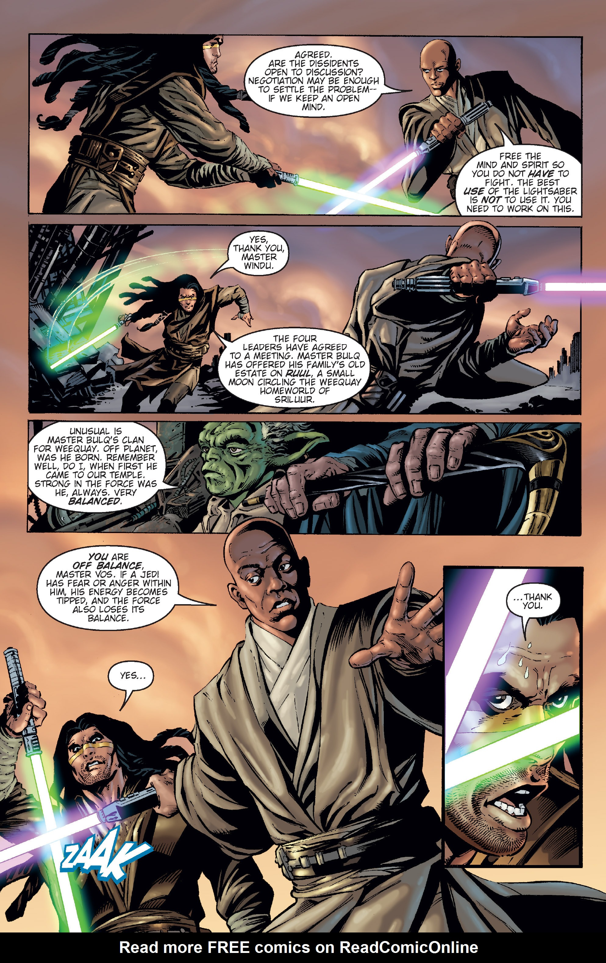 Star Wars Legends Epic Collection: The Clone Wars chap 1 pic 150