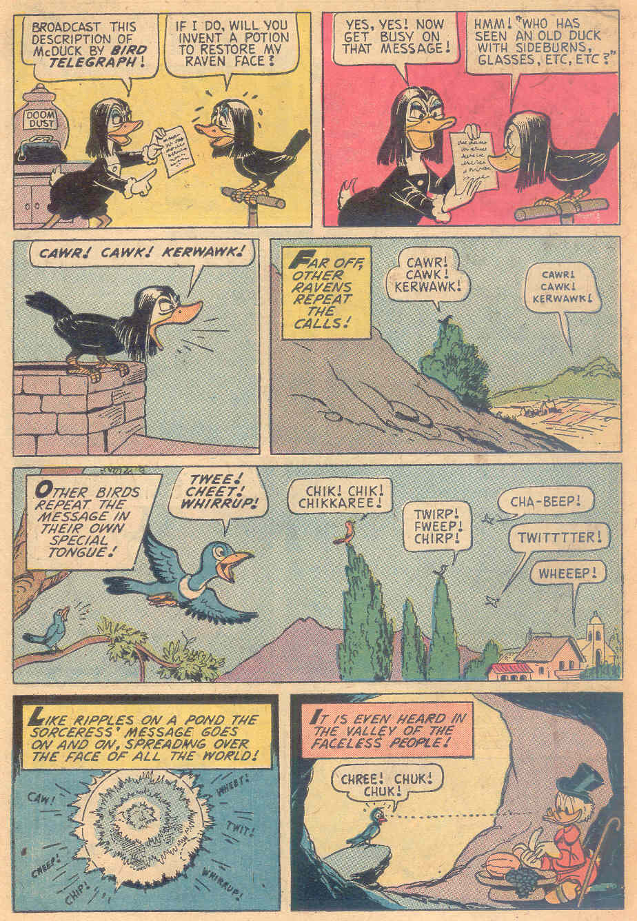 Uncle Scrooge (1953) Issue #138 #138 - English 18