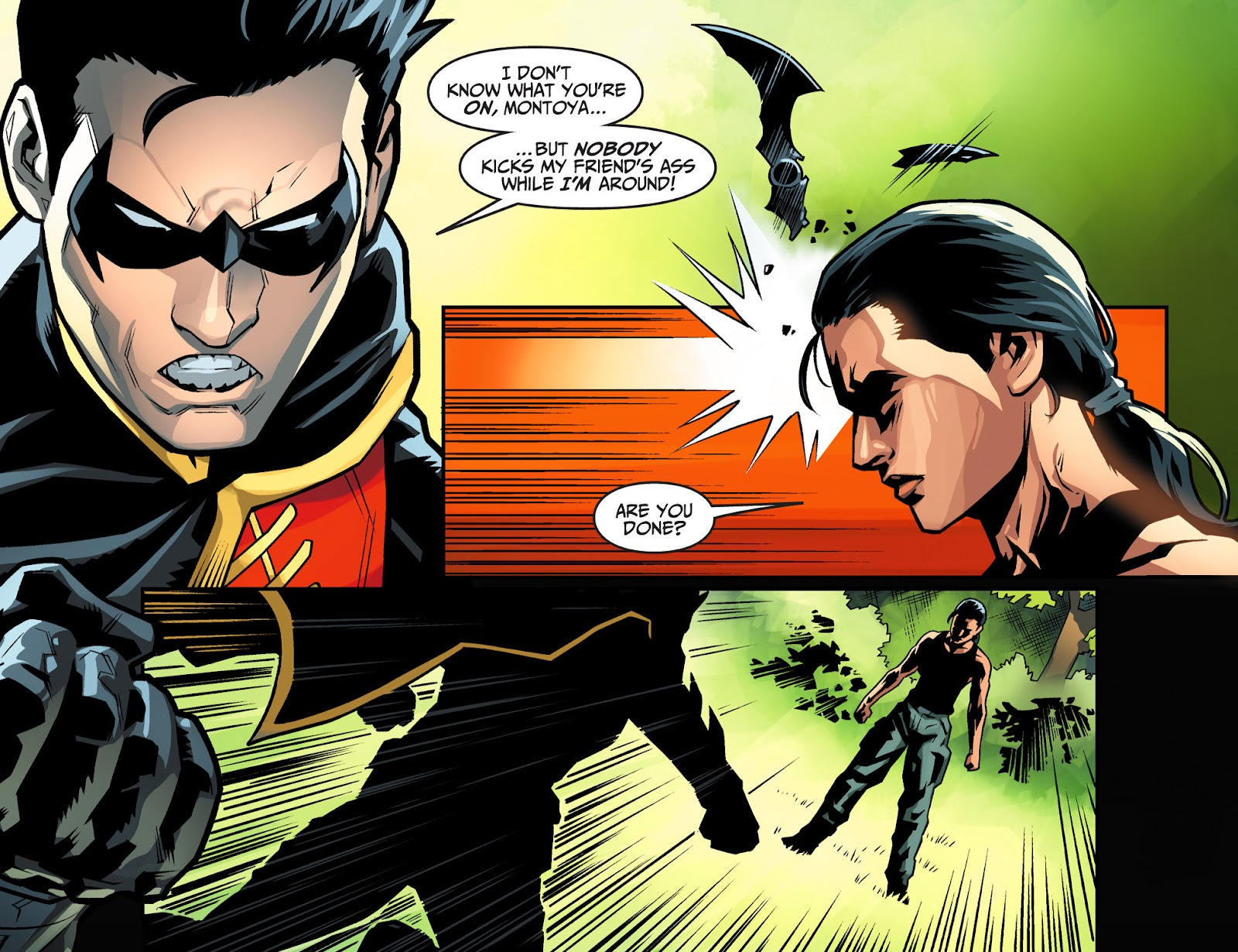 Injustice: Gods Among Us Year Four Issue #2 #3 - English 19