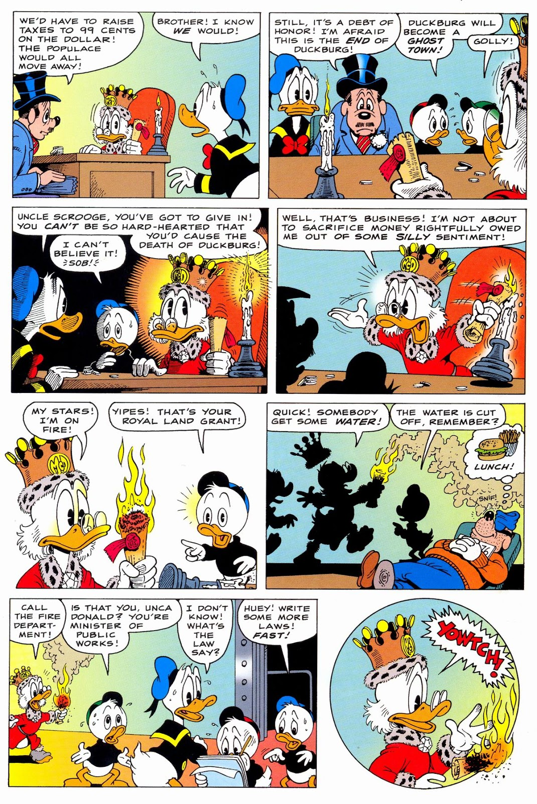Uncle Scrooge (1953) Issue #331 #331 - English 28