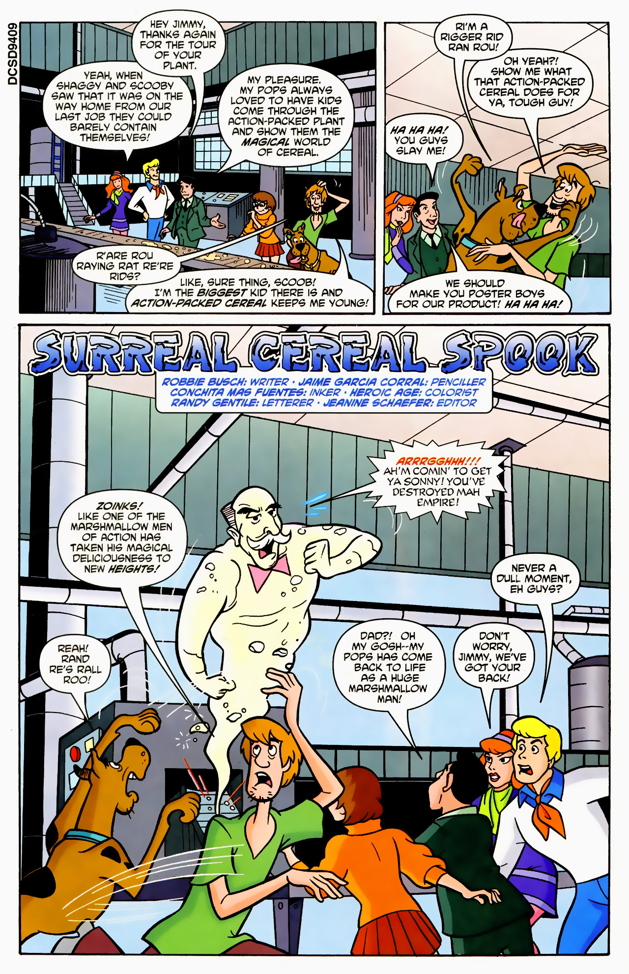 Read online Scooby-Doo (1997) comic -  Issue #130 - 18