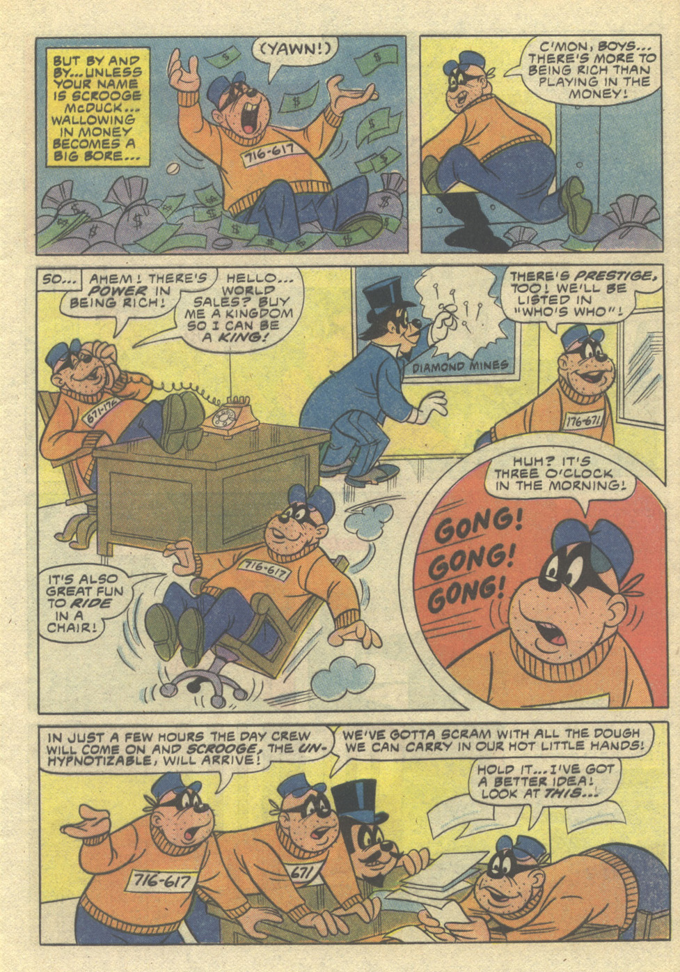 Uncle Scrooge (1953) Issue #178 #178 - English 9