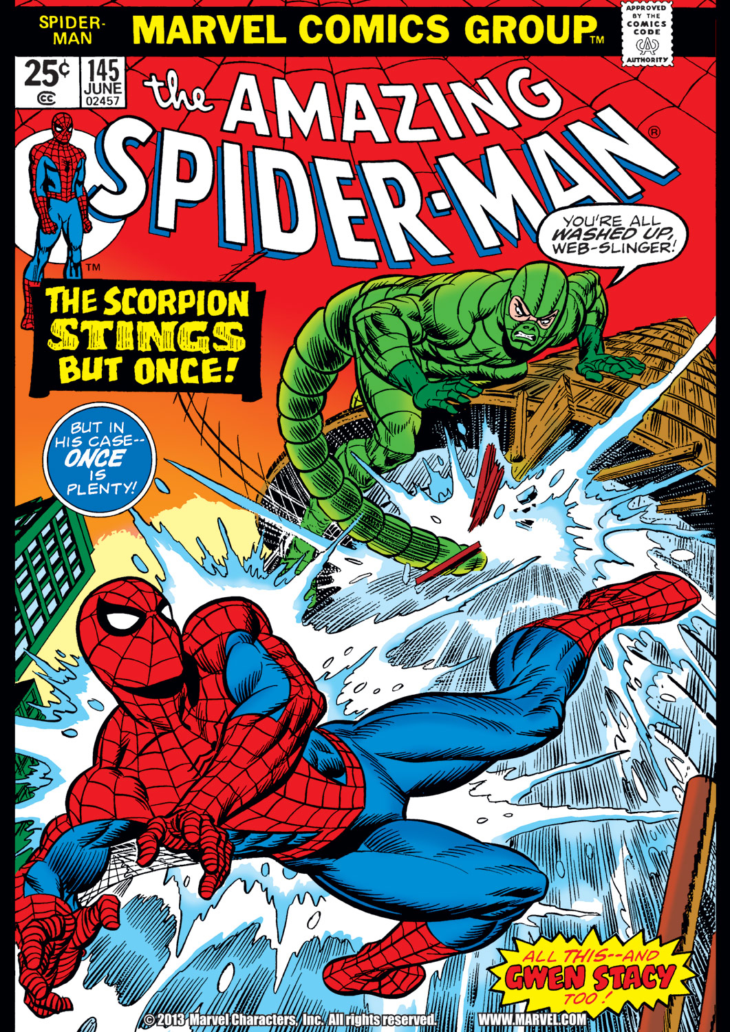 The Amazing Spider-Man (1963) 145 Page 1