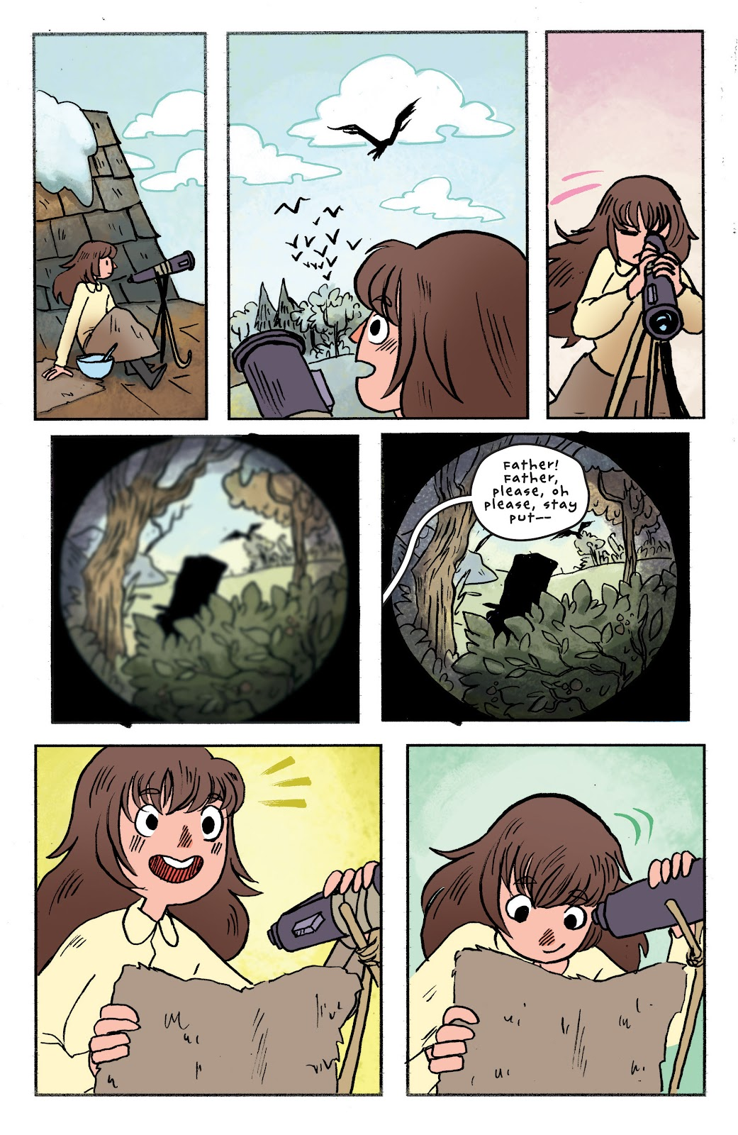 Over the Garden Wall (2016) Issue #1 #1 - English 20