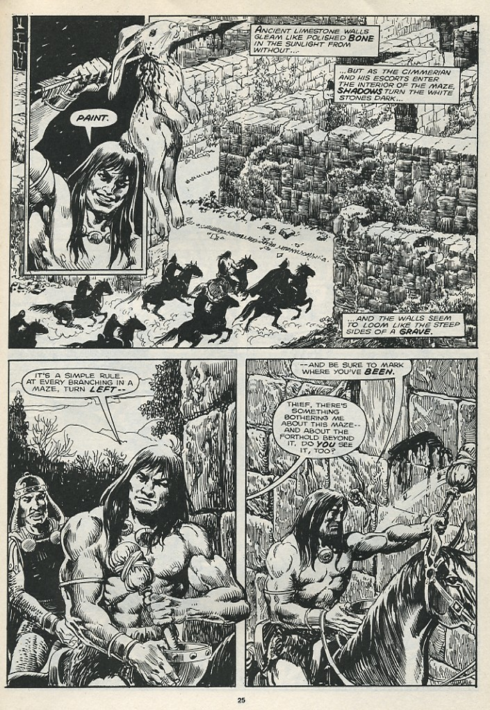 The Savage Sword Of Conan Issue #174 #175 - English 27