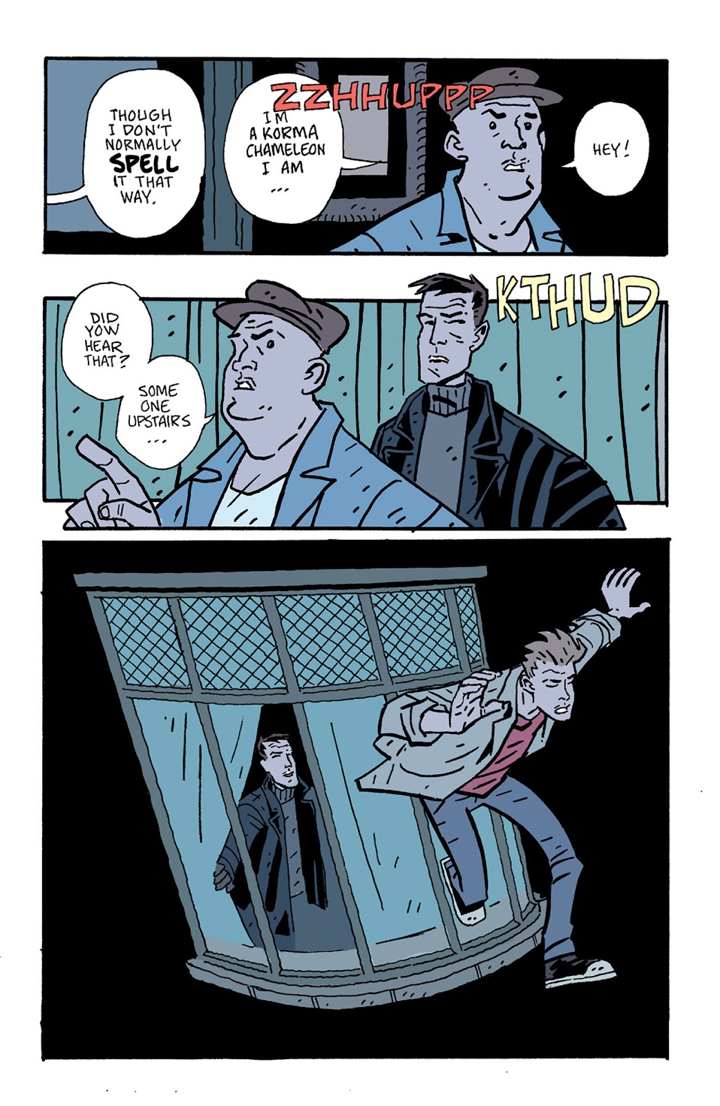 Mudman Issue #2 #2 - English 6