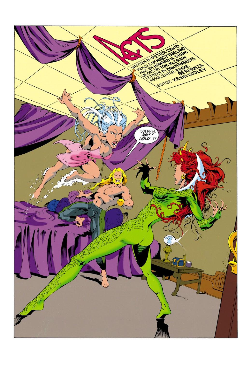 Aquaman (1994) Issue #12 #18 - English 4