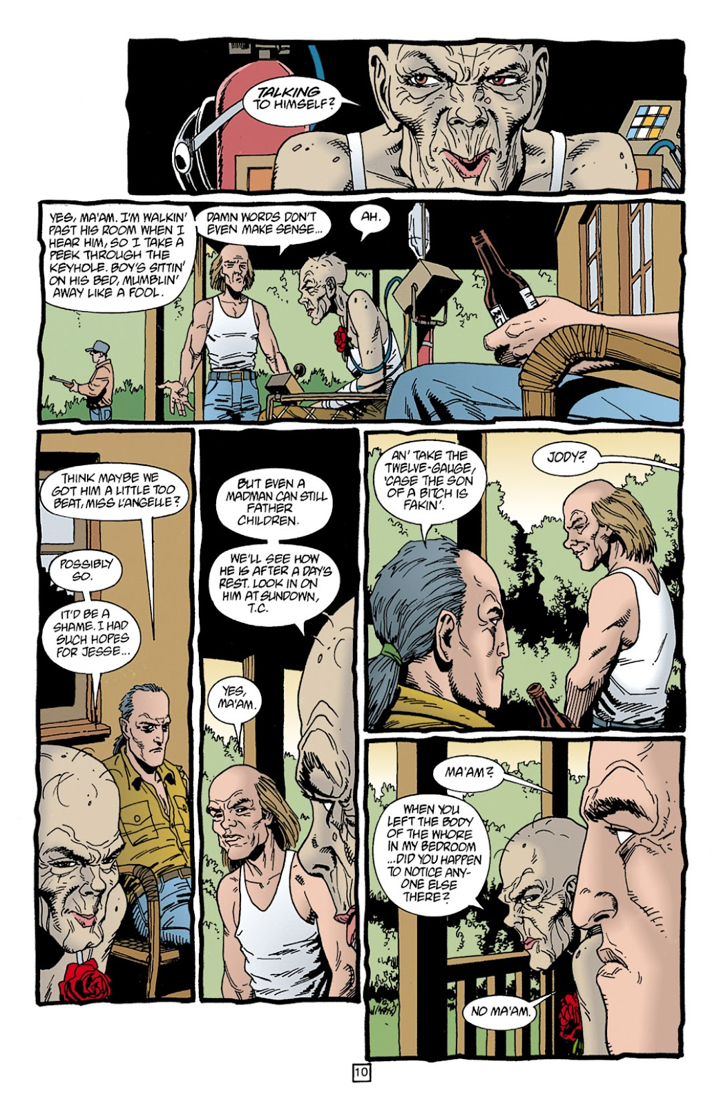 Preacher Issue #11 #20 - English 11