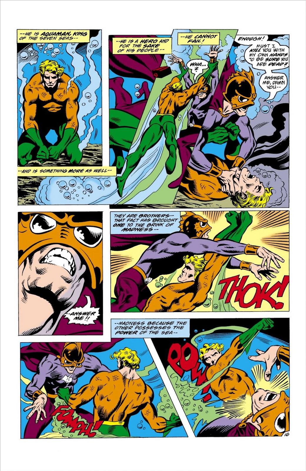 Aquaman (1962) Issue #63 #63 - English 17