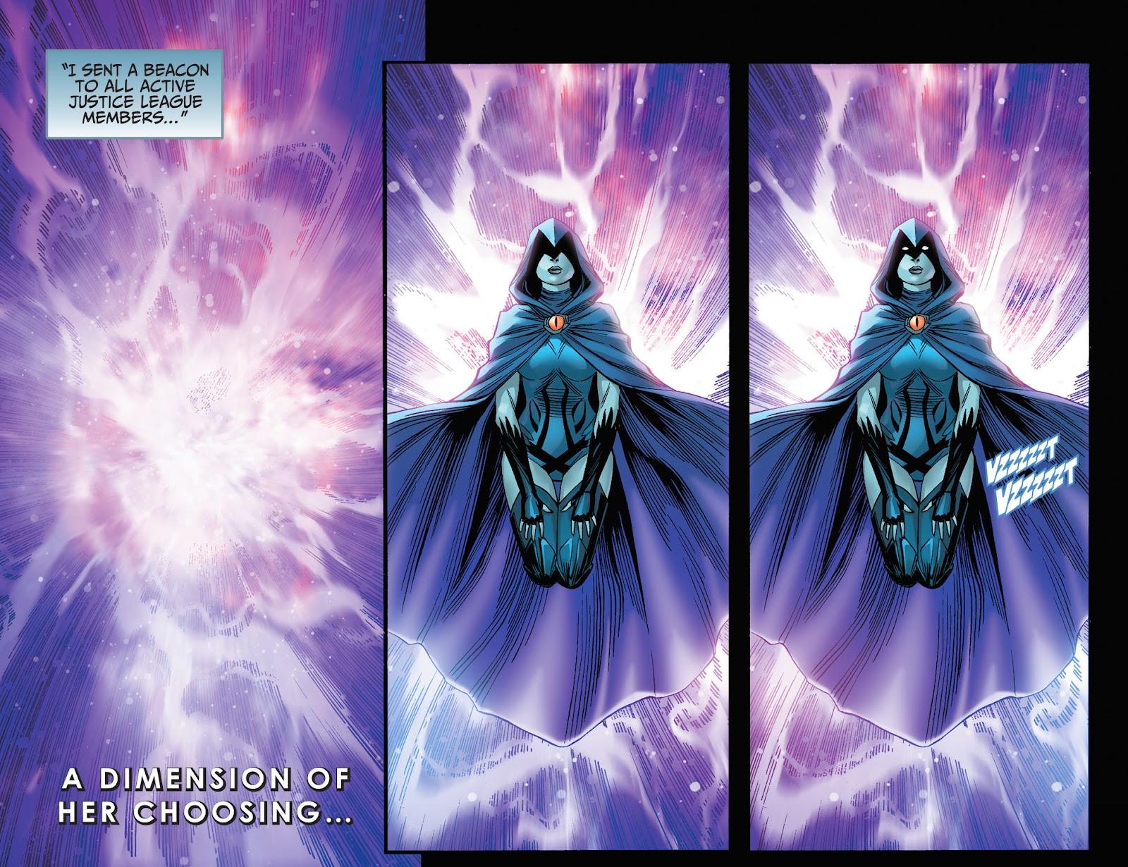 Injustice: Gods Among Us Year Four Issue #11 #12 - English 6