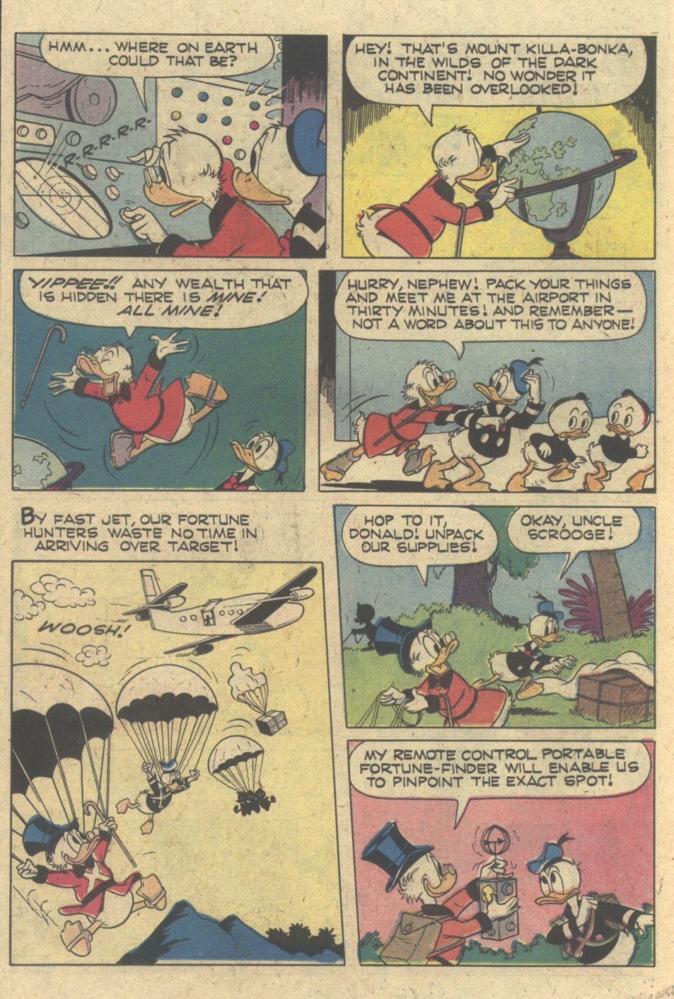 Uncle Scrooge (1953) Issue #170 #170 - English 22