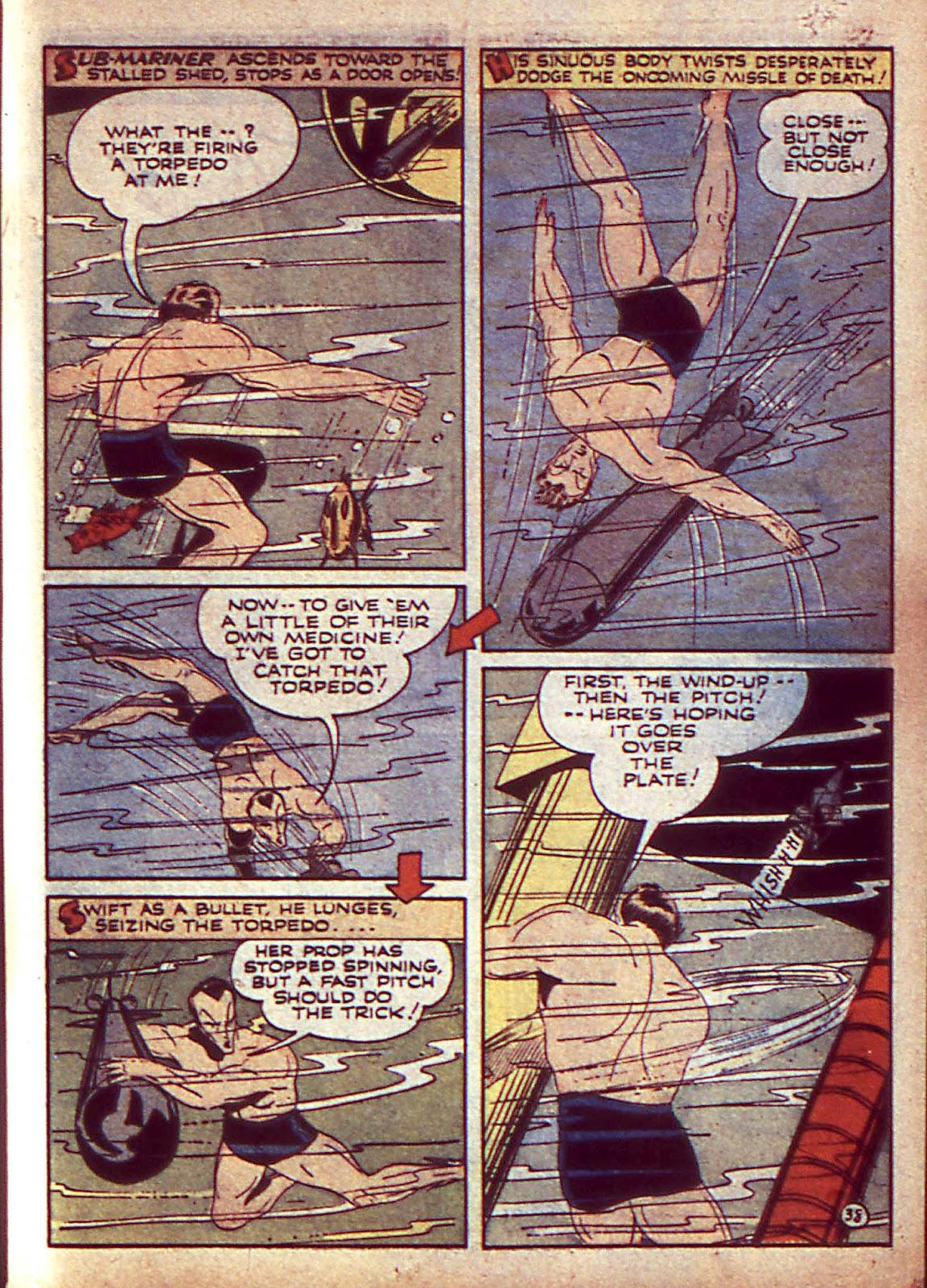 Sub-Mariner Comics Issue #3 #3 - English 42