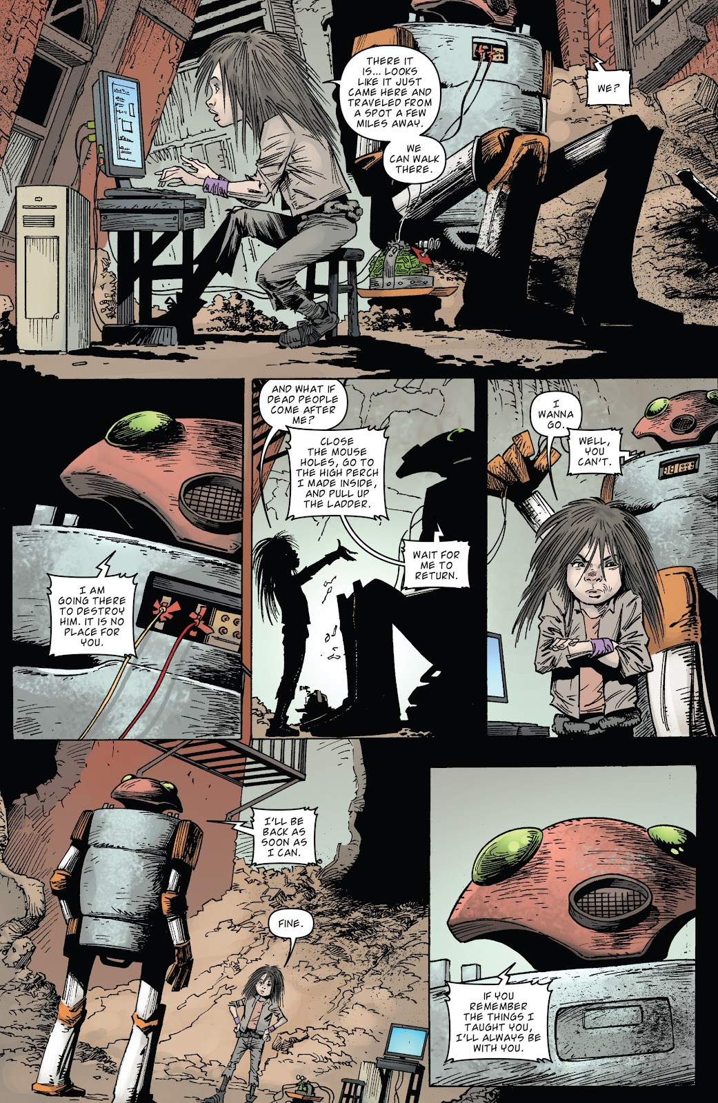 Zombies vs Robots (2015) Issue #6 Page 19