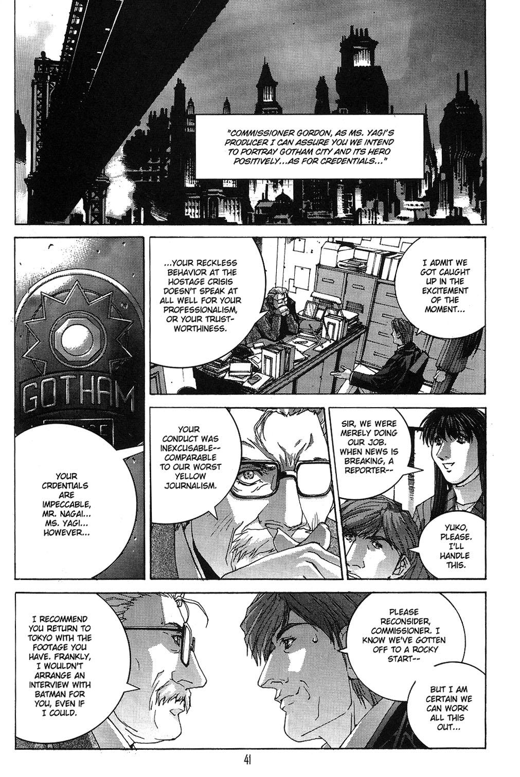 Read online Batman: Child of Dreams comic -  Issue # Full - 40