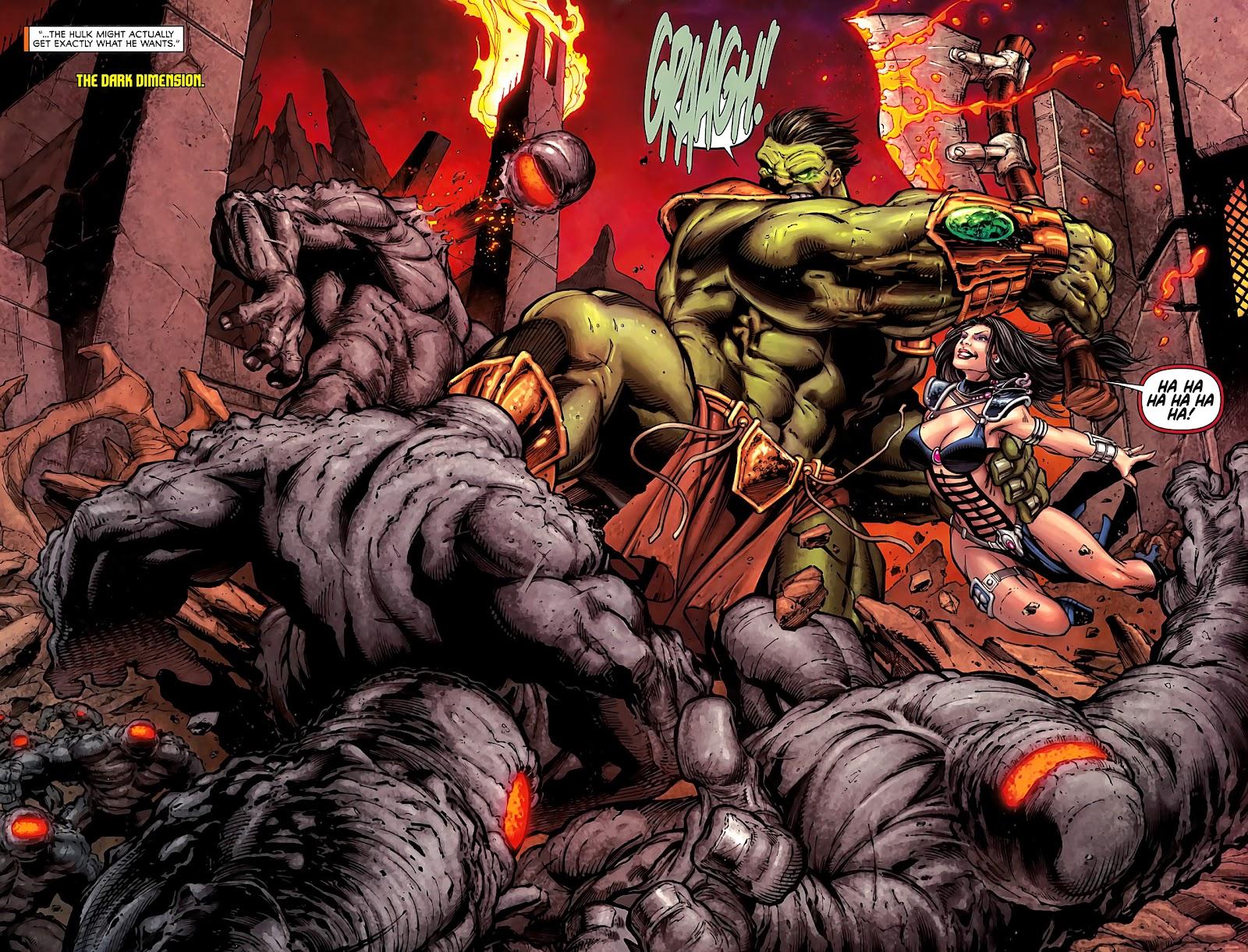 Incredible Hulks (2010) Issue #633 #23 - English 12