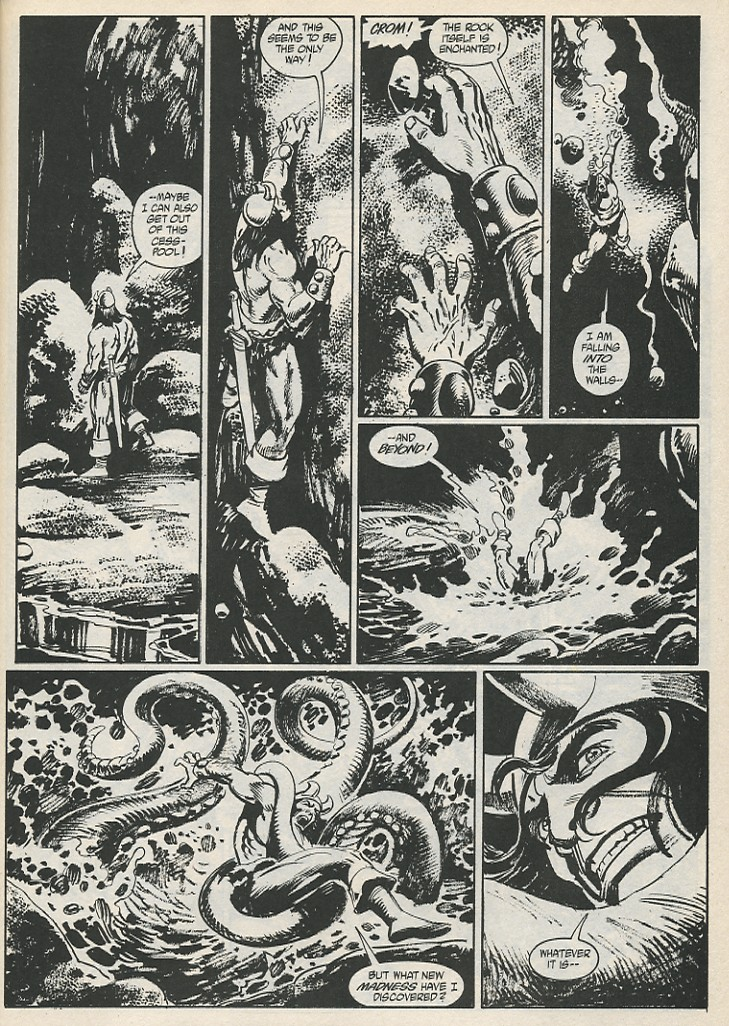 The Savage Sword Of Conan Issue #189 #190 - English 37
