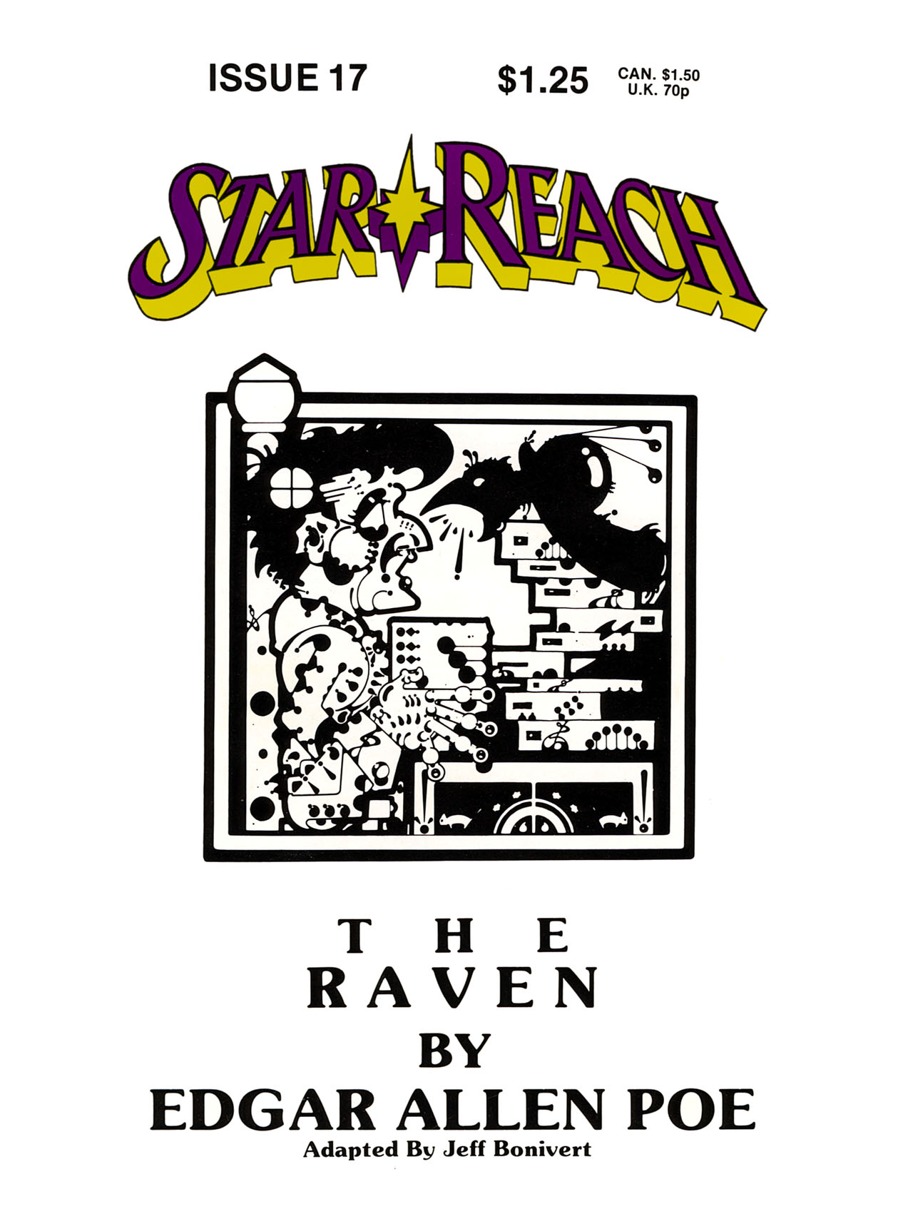 Read online Star*Reach comic -  Issue #17 - 1