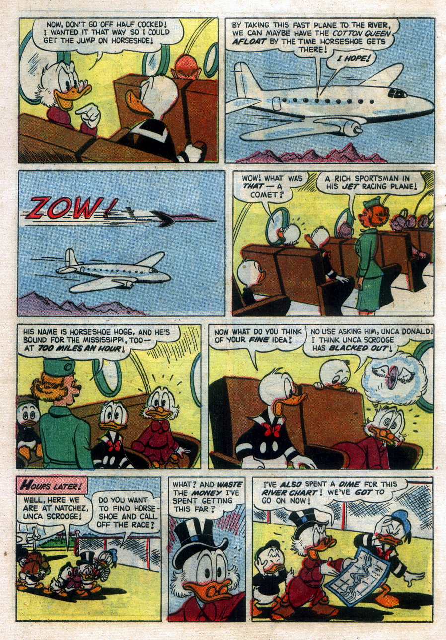 Uncle Scrooge (1953) Issue #11 #11 - English 8