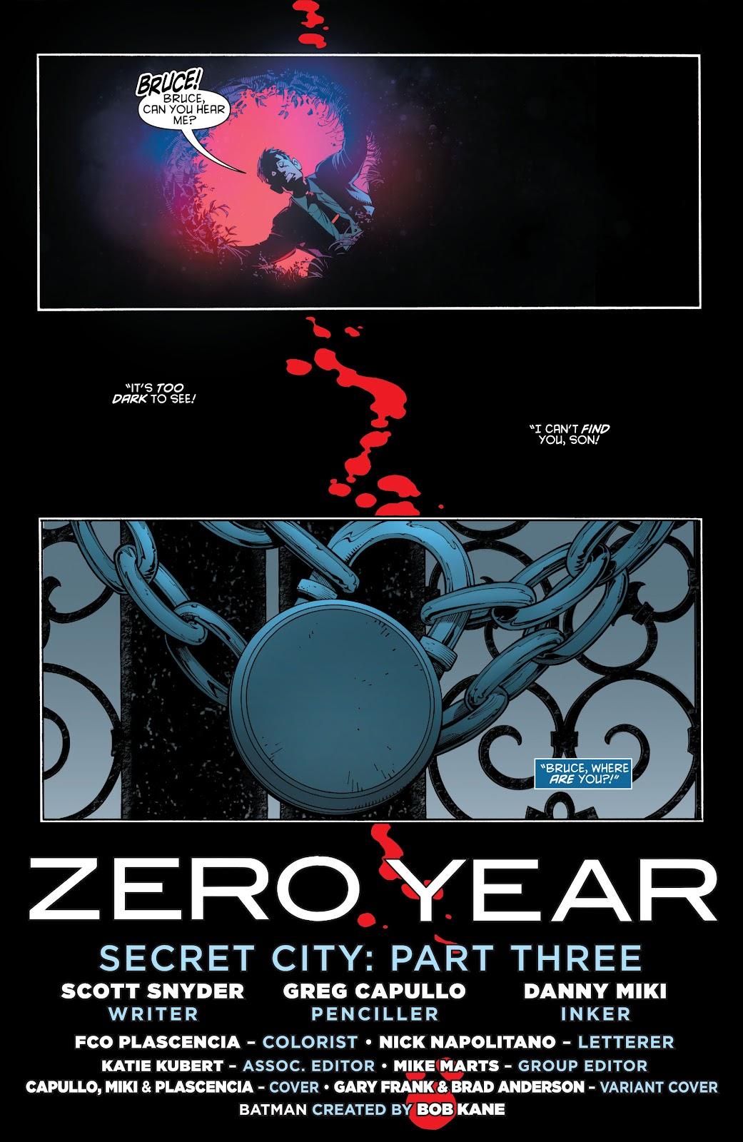 Batman (2011) Issue #23 #38 - English 2