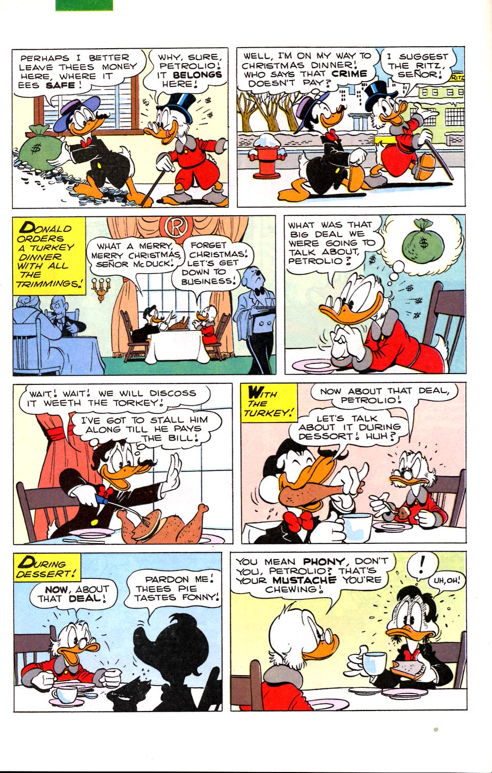 rooge (1953) Issue #31 </ #121 - English 7
