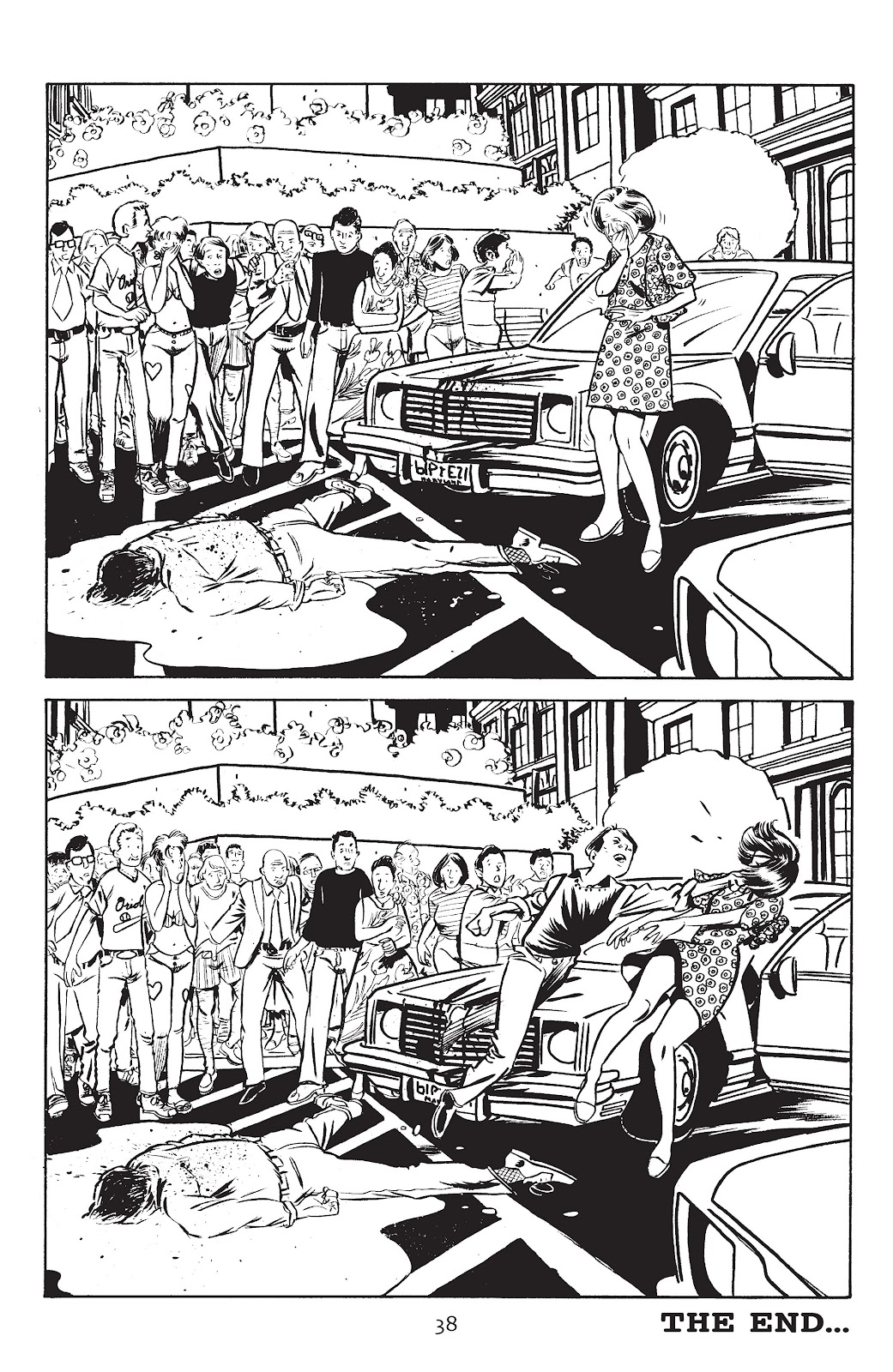 Stray Bullets Issue #5 #5 - English 40