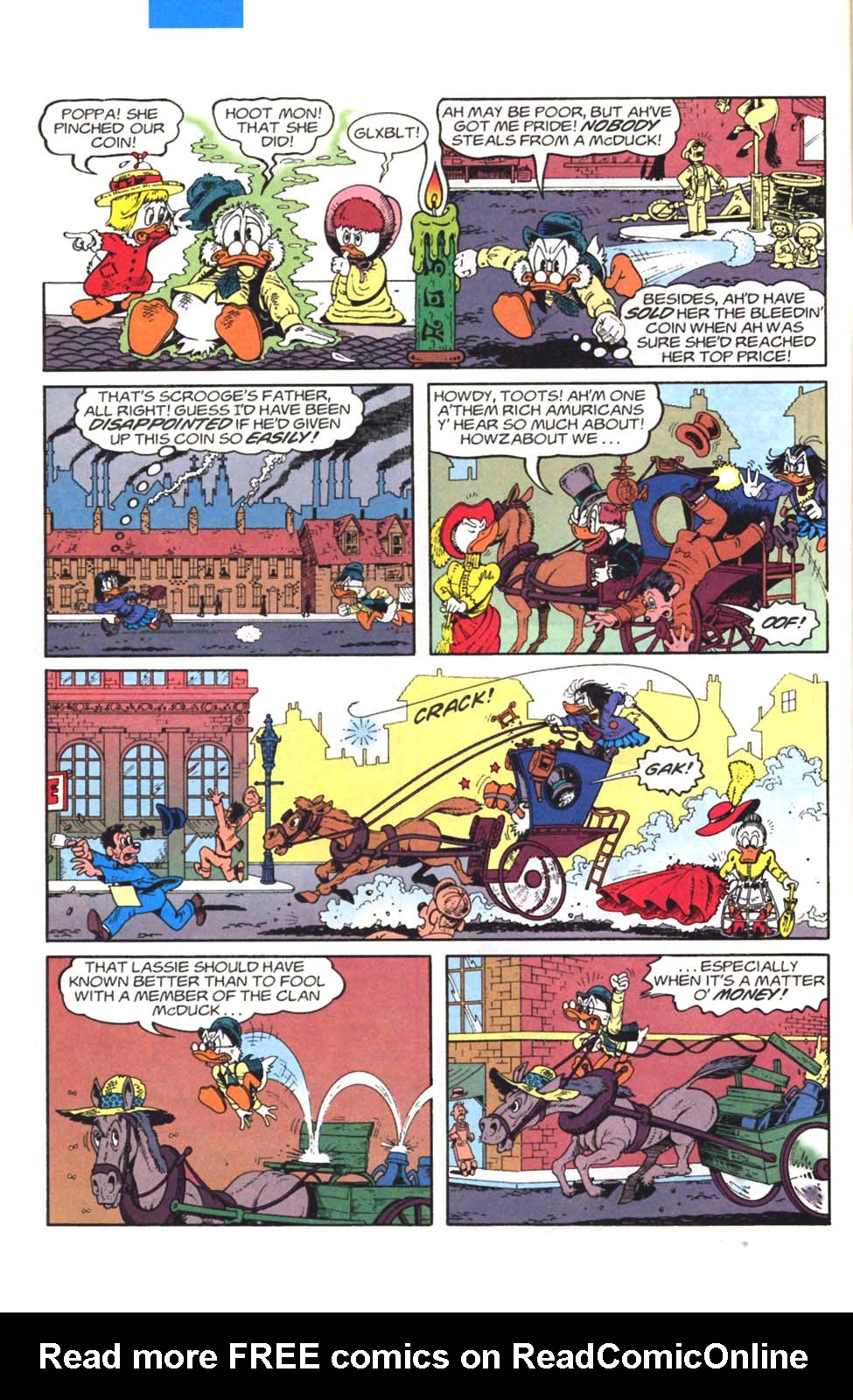 Scrooge (1953) Issue #28  #108 - English 9