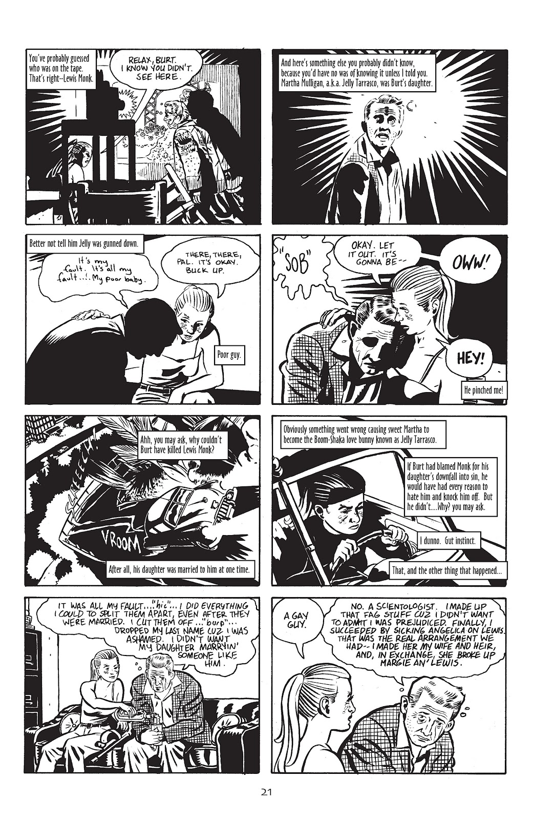 Stray Bullets Issue #18 #18 - English 23