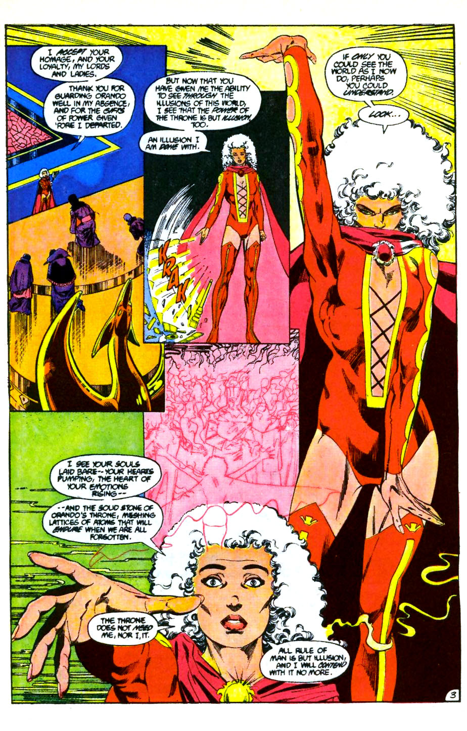 Tales of the Legion Issue #352 #39 - English 4