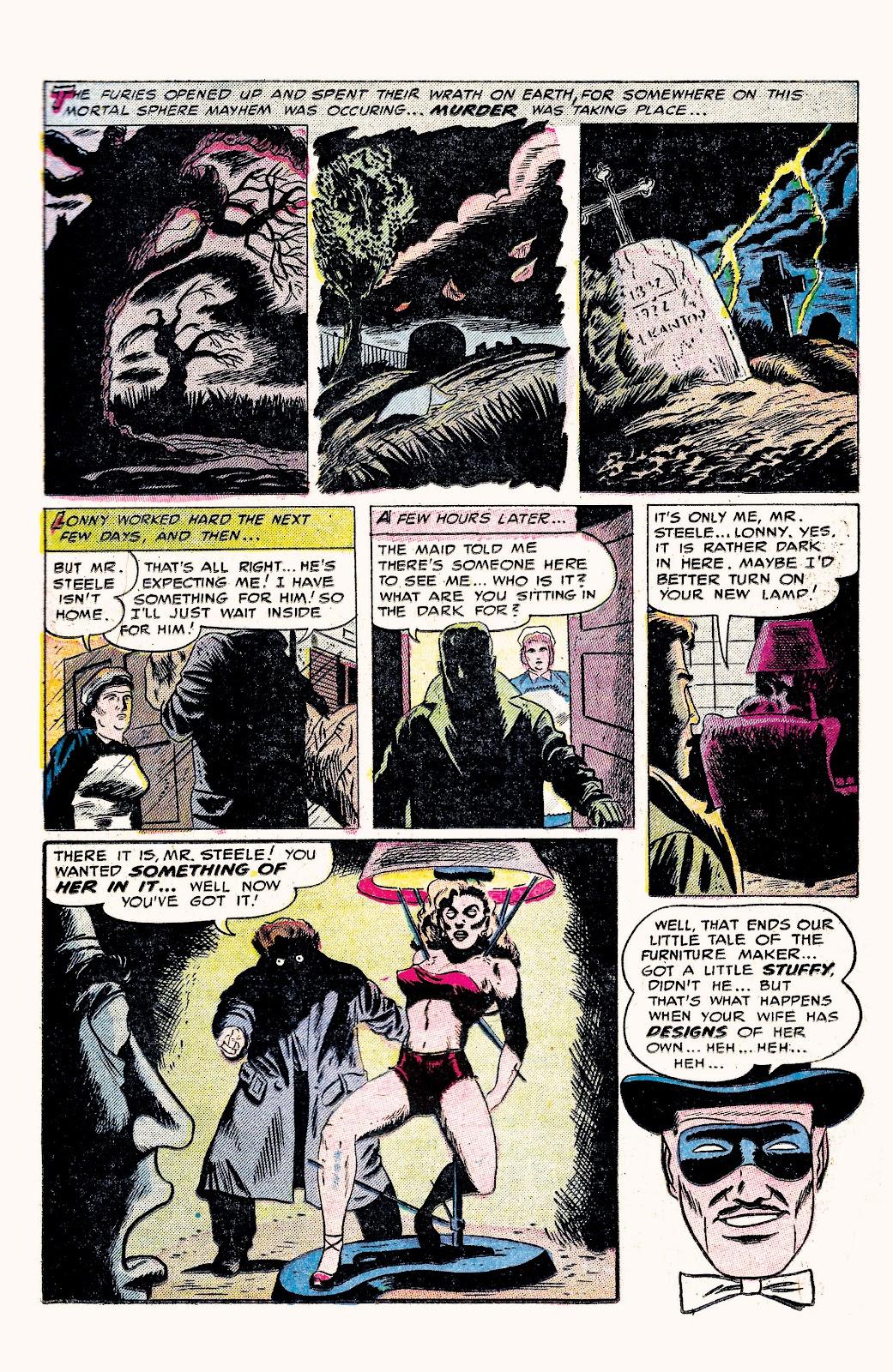 Haunted Horror Issue #27 #27 - English 47