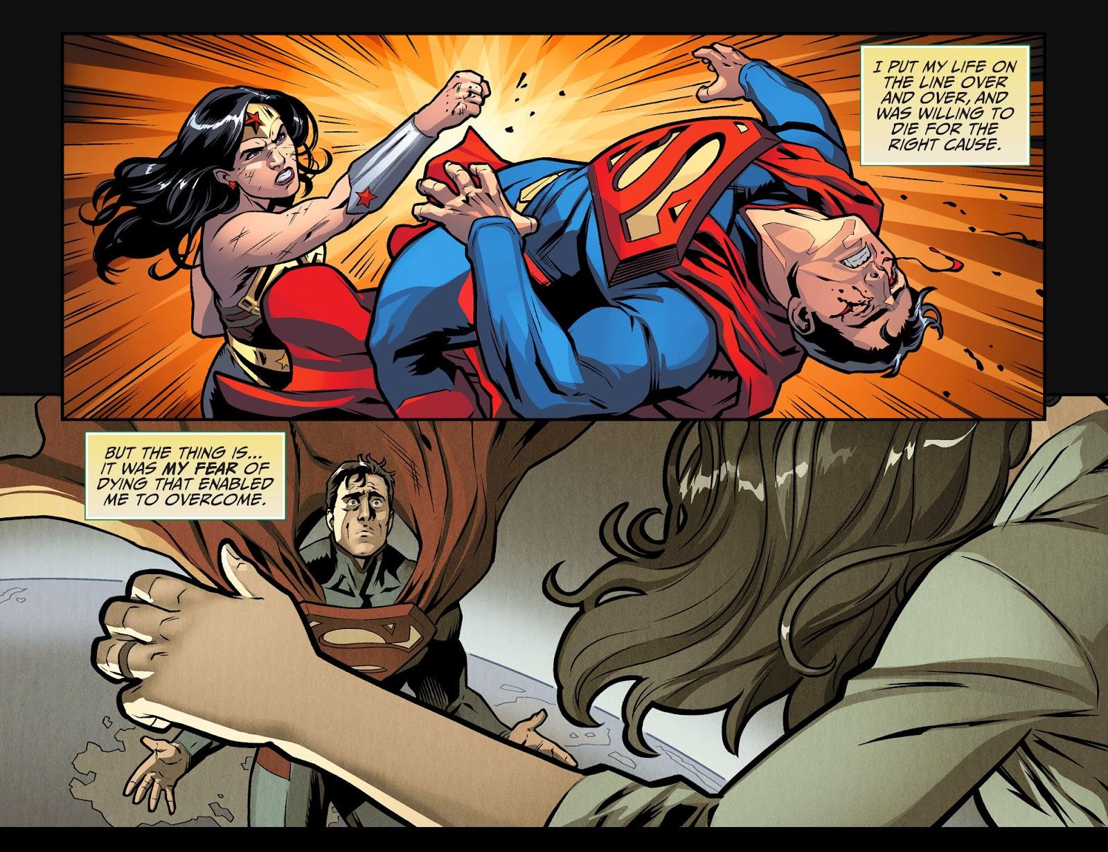 Injustice: Gods Among Us Year Four Issue #9 #10 - English 15