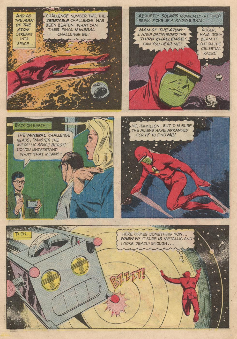 Doctor Solar, Man of the Atom (1962) 21 Page 24