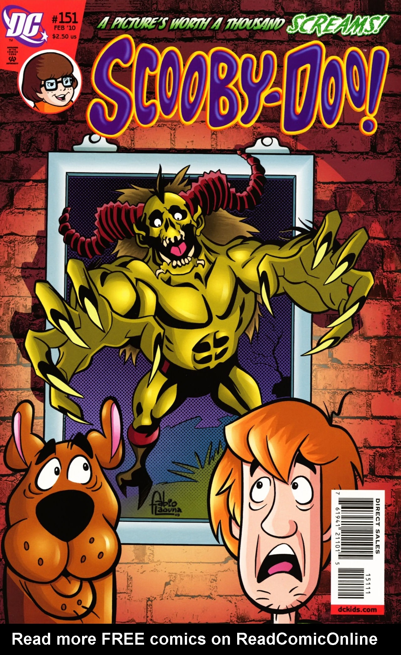 Read online Scooby-Doo (1997) comic -  Issue #151 - 1